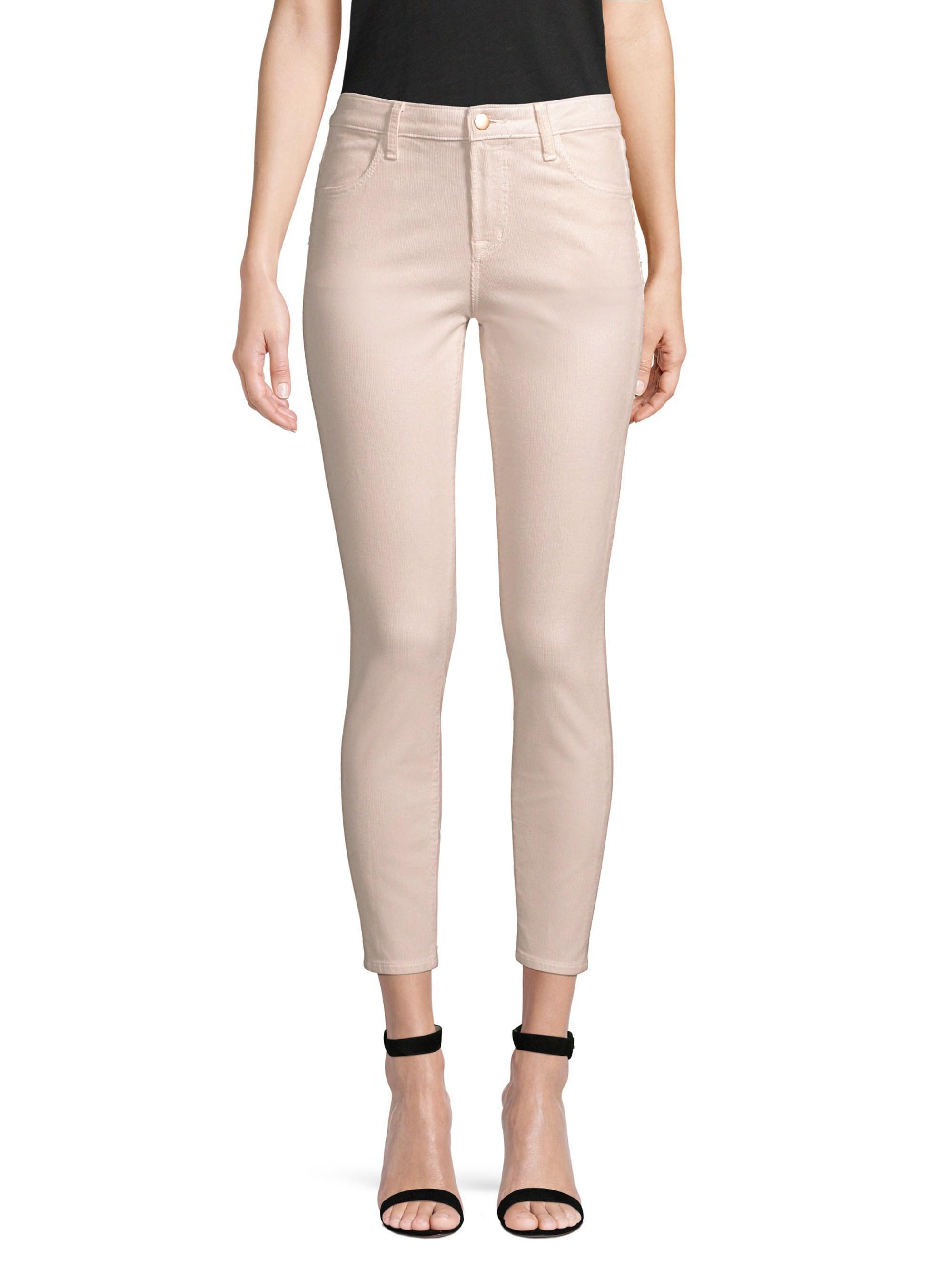 70eebea2547 J Brand. Women s Alana Corduroy Skinny Trousers. £165 £99 From Saks Fifth  Avenue