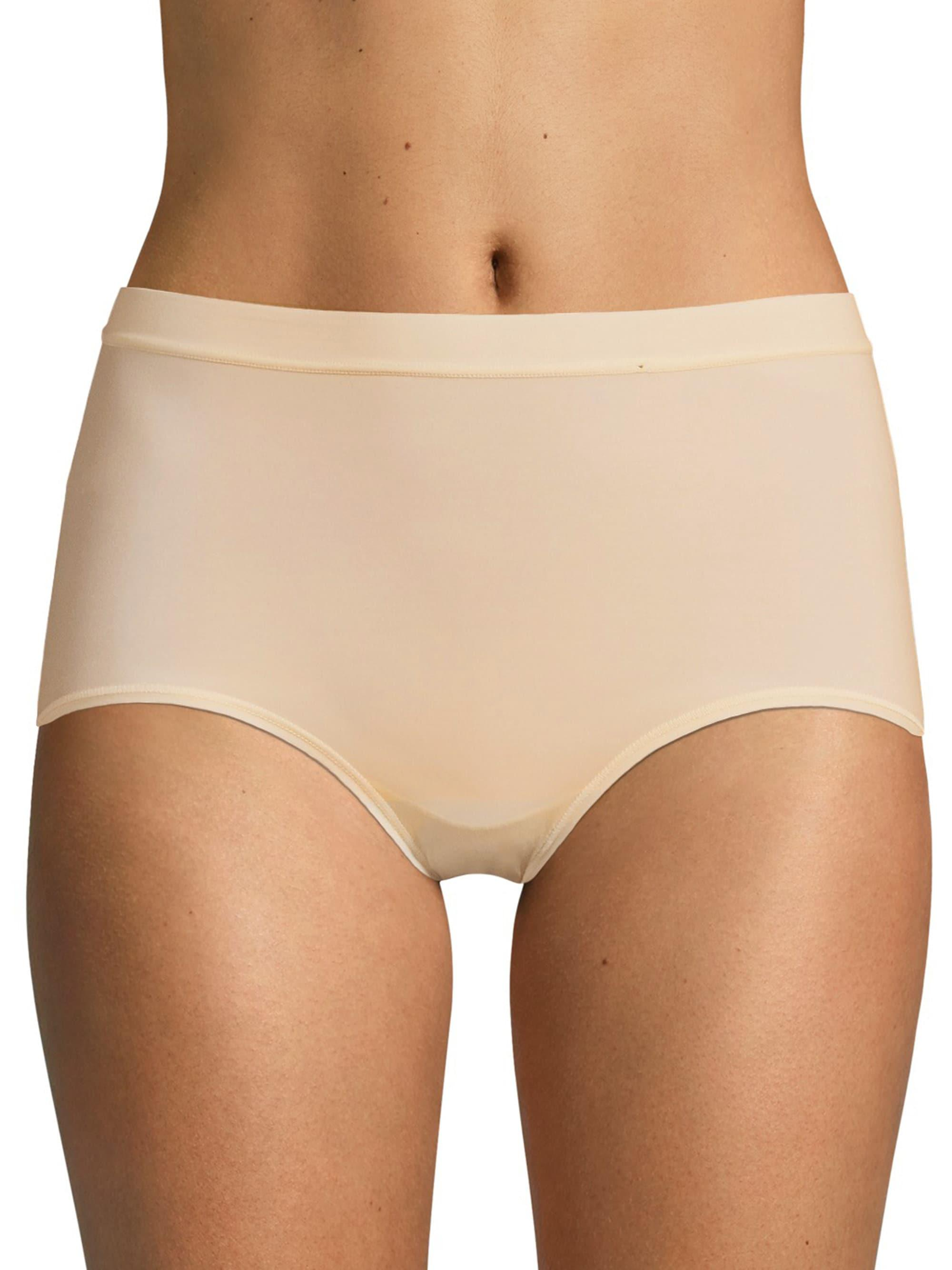 ad6b15d38d Lyst - Wacoal Flawless Comfort Briefs in Natural