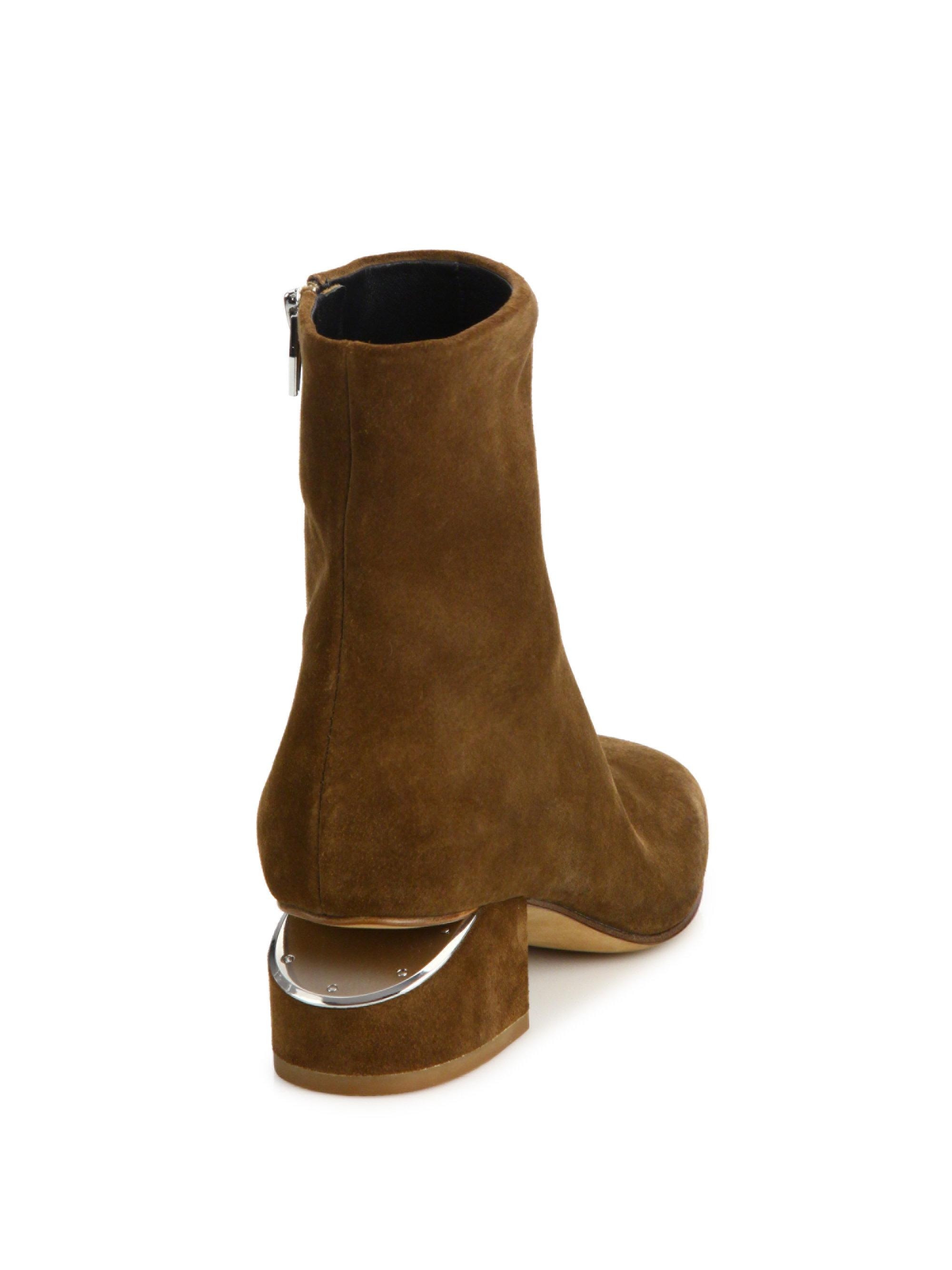 Tan Suede Kelly Boots Alexander Wang Cheap Sale Visit Free Shipping Visa Payment i6bD0Uqpg