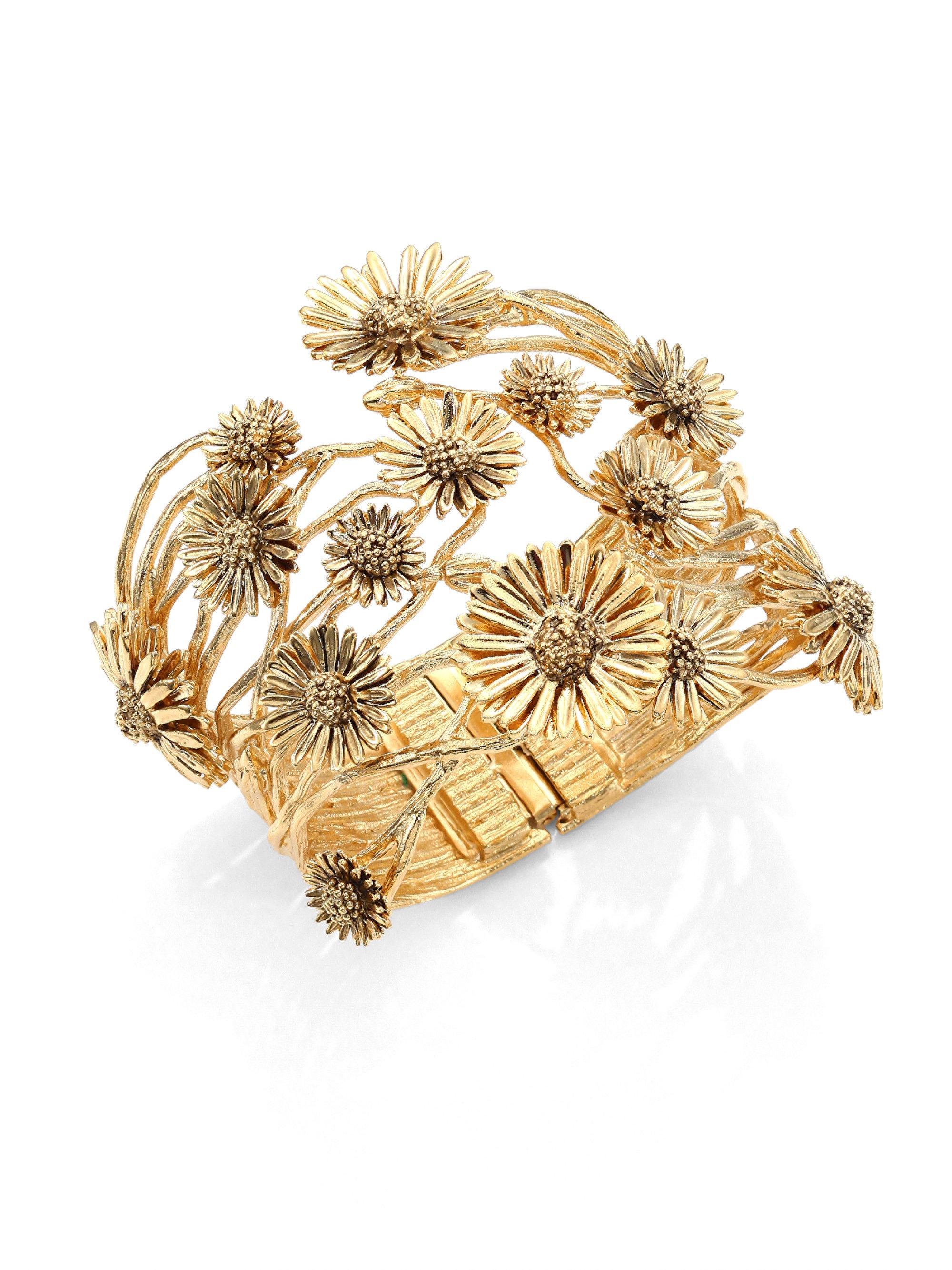 Aurélie Bidermann cuff bracelet - Metallic Nj7nUmf