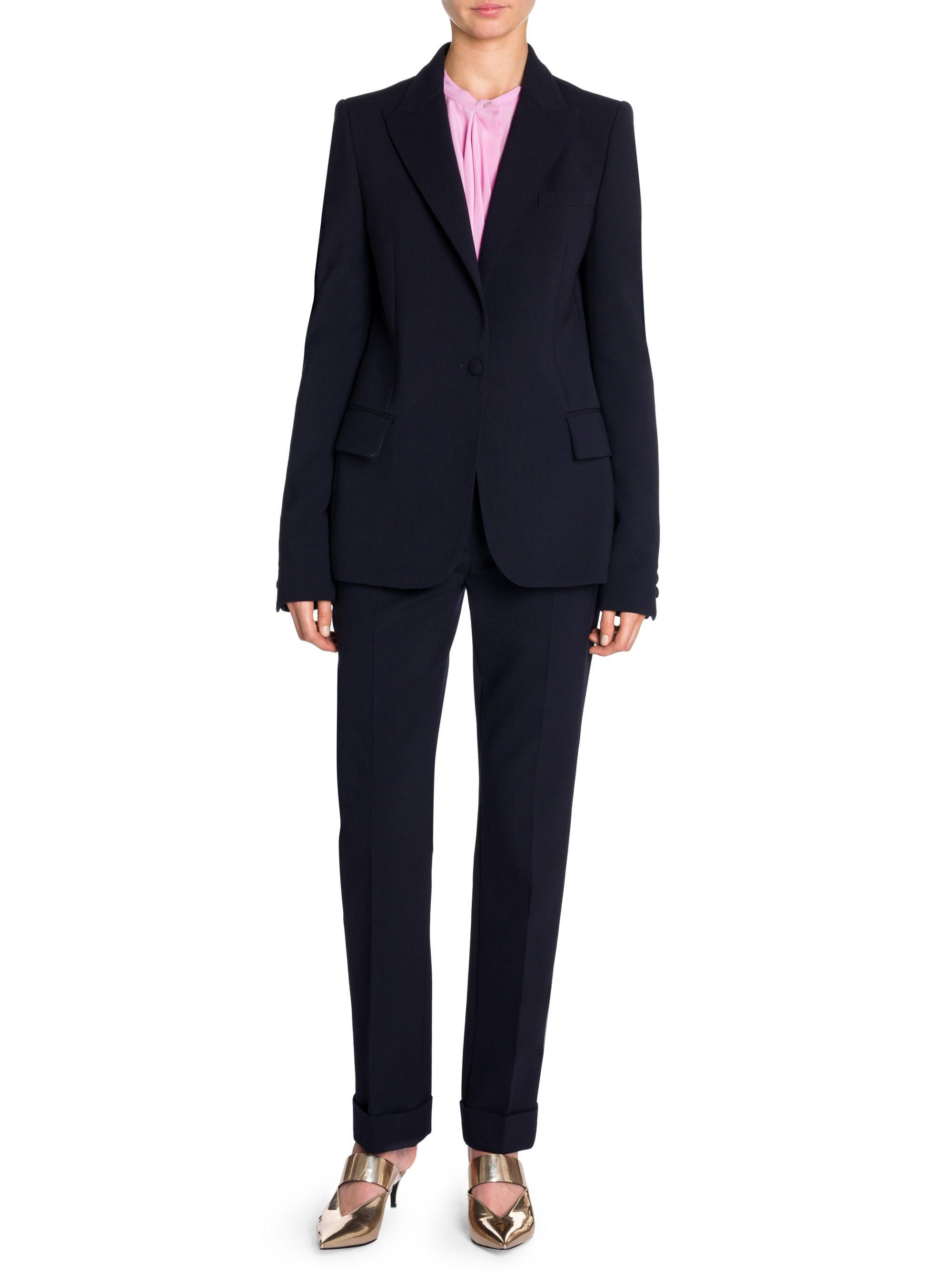 Image result for Stella McCartney Japanese Tailoring One Button Blazer
