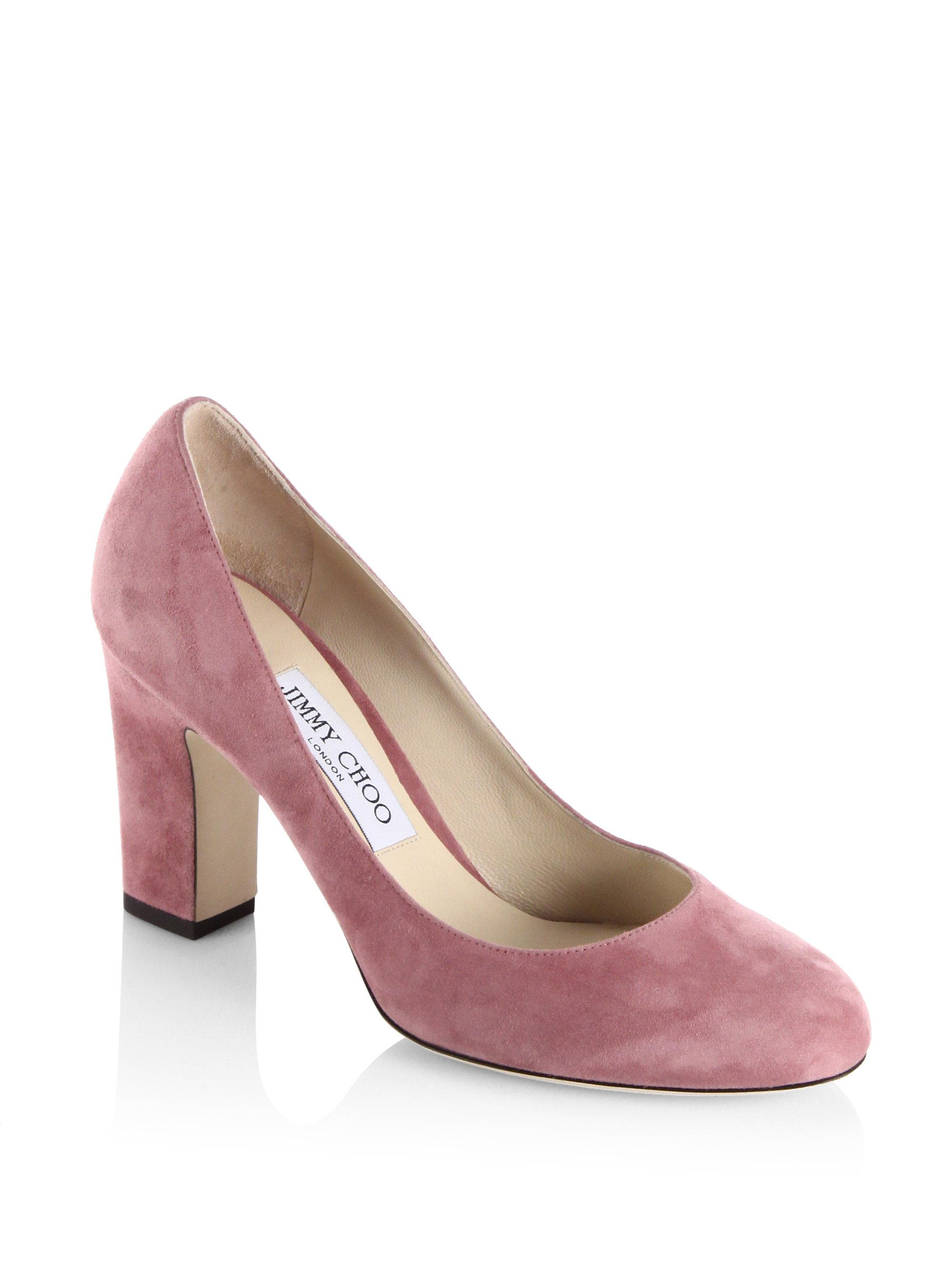 Hill pumps - Pink & Purple Jimmy Choo London M8lU3gO