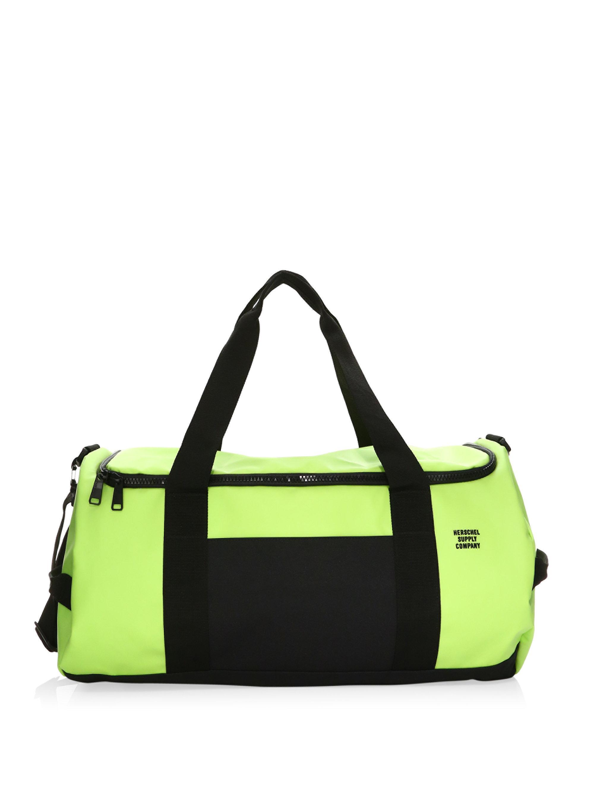 17c485ff516e Herschel Supply Co. Sutton Duffel Bag for Men - Lyst