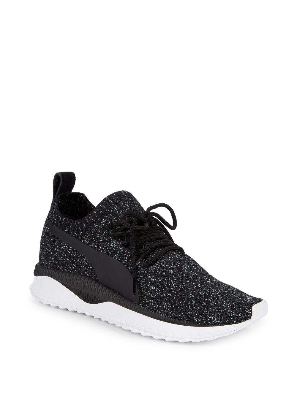 PUMA Tsugi Apex Evoknit Sneakers in Black for Men - Lyst 0be17661d