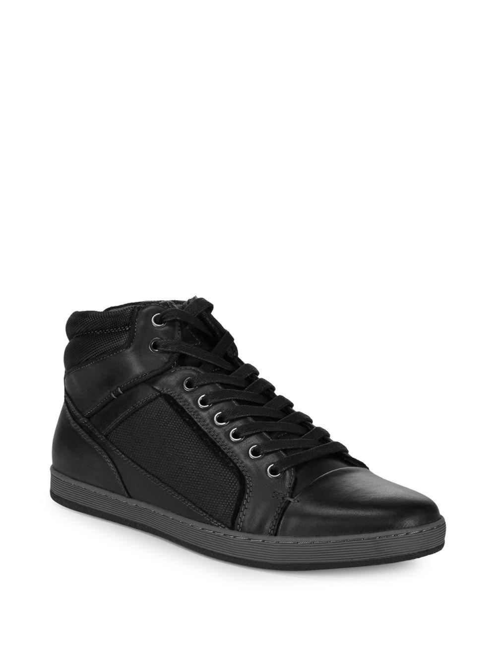 Steve Madden Prinz Textured Sneaker FKNkQmM