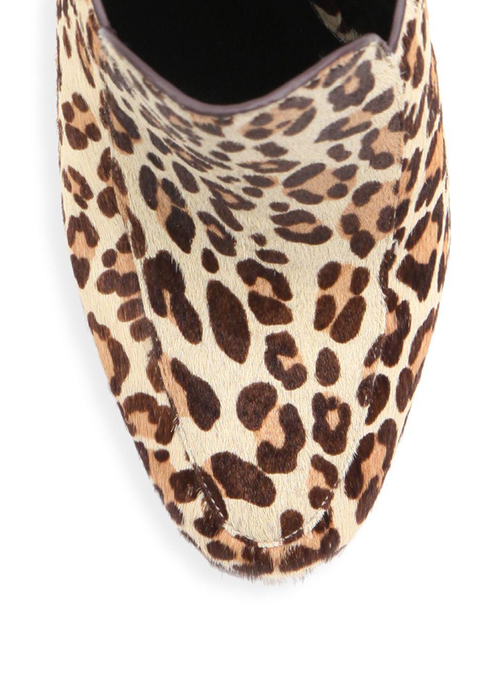 Joie Landri Leopard-Print Mules pl5OrPcmh