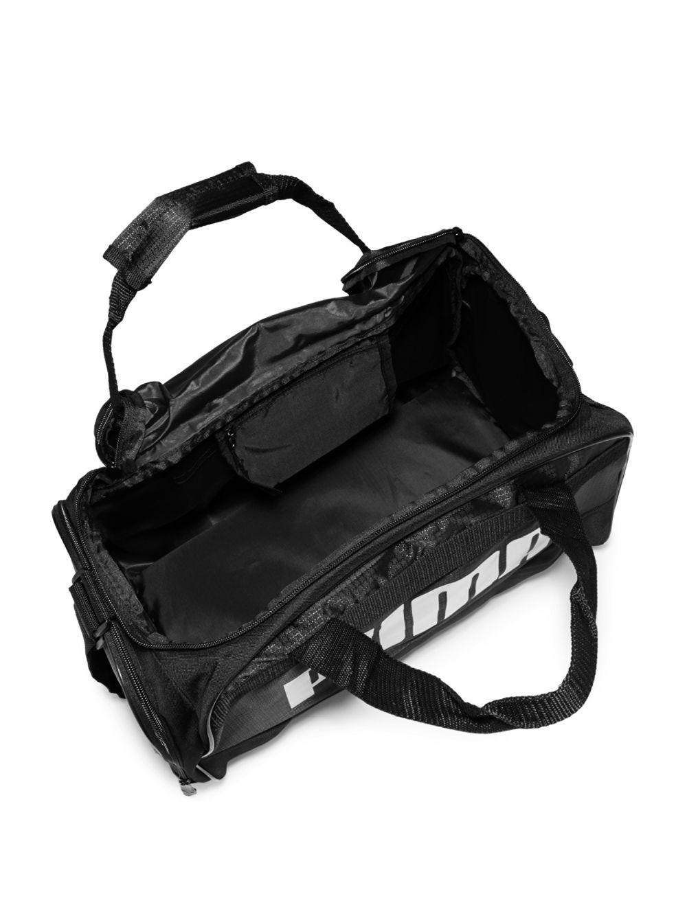 00ef2180108 PUMA - Black Evercat Transformation 3 Duffel Bag for Men - Lyst. View  fullscreen