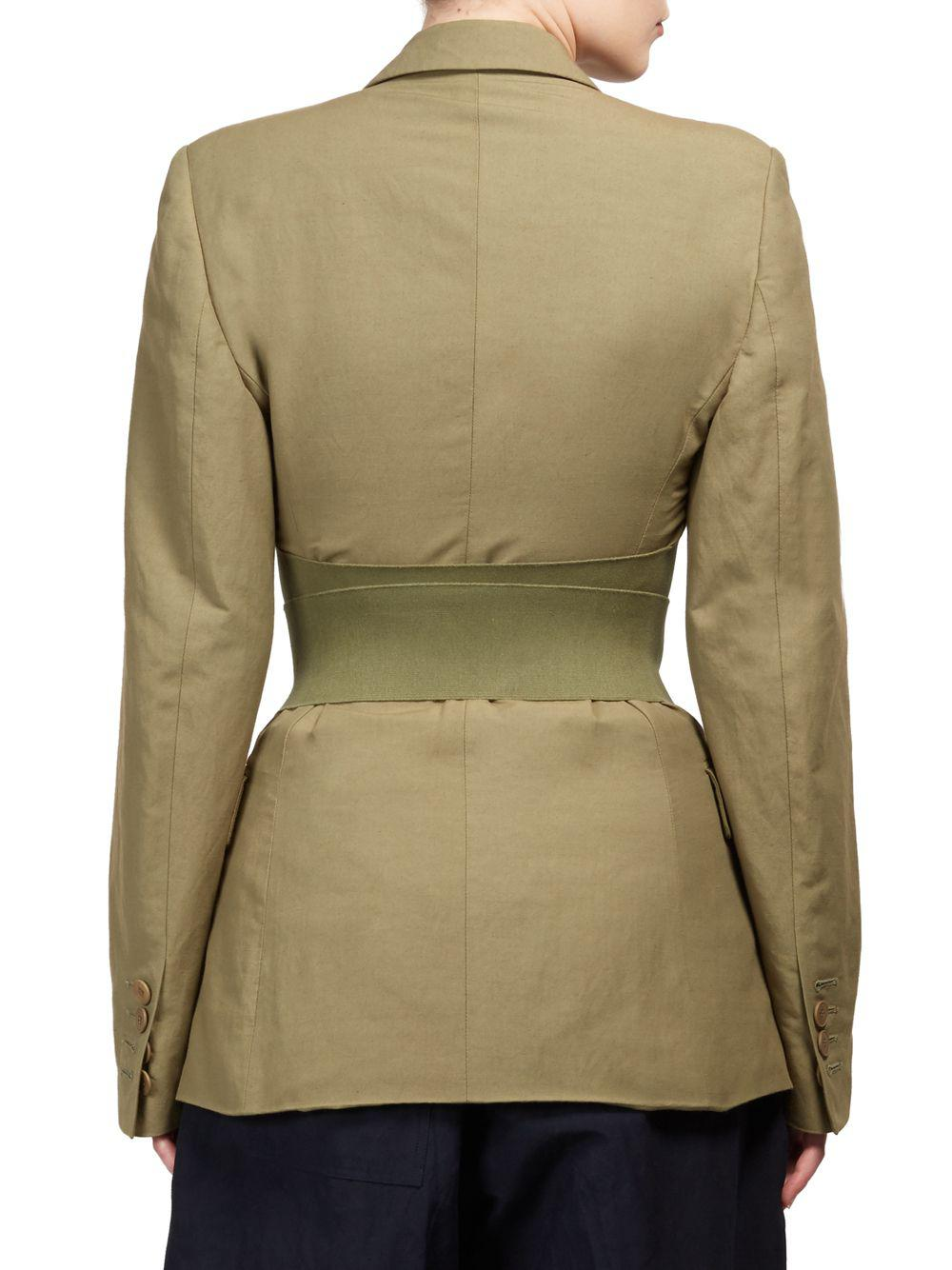 3d740d902ec Lyst - Stella McCartney Abby Corset Jacket