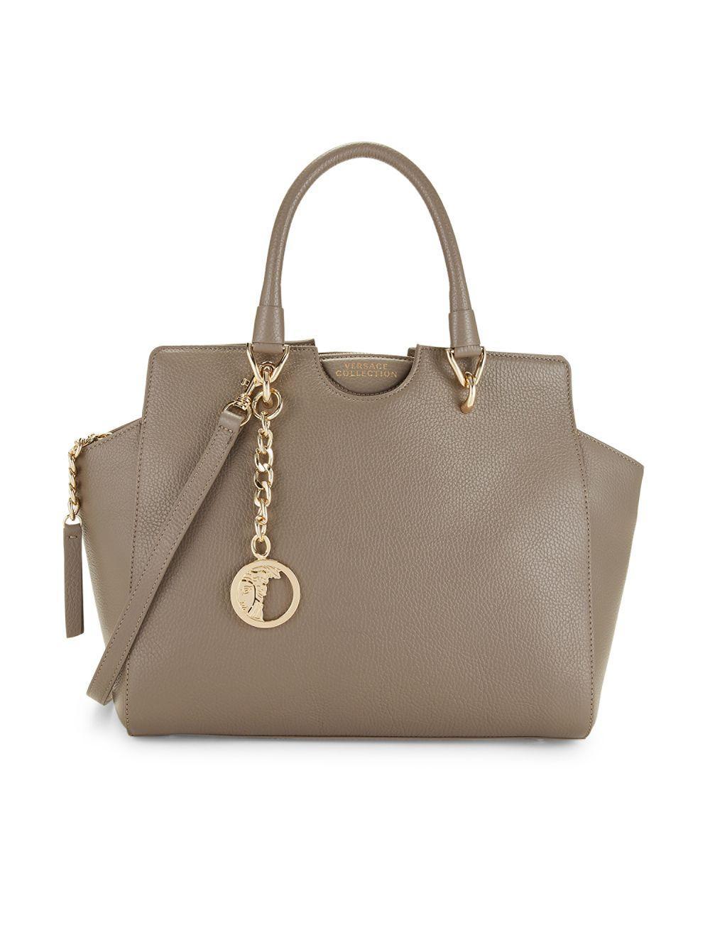 b0280d51187d Versace. Women s Classic Leather Satchel