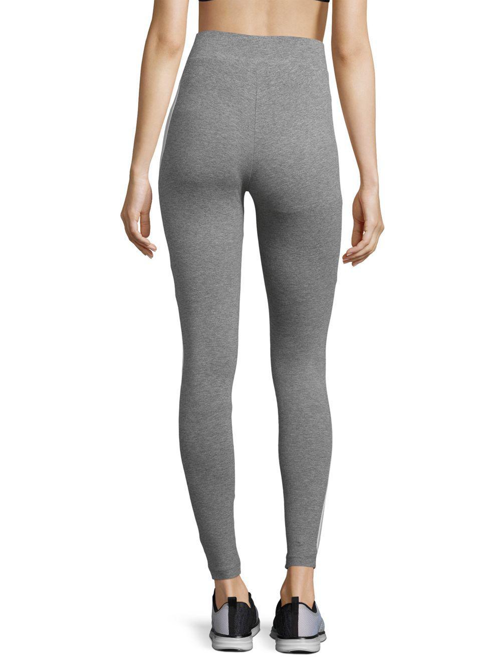 d117fe6d3ac654 PUMA High-waist Leggings in Gray - Lyst