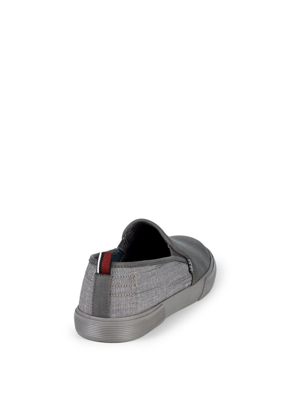 c700323bd57d4 Lyst - Ben Sherman Bristol Slip-on Sneakers in Gray for Men