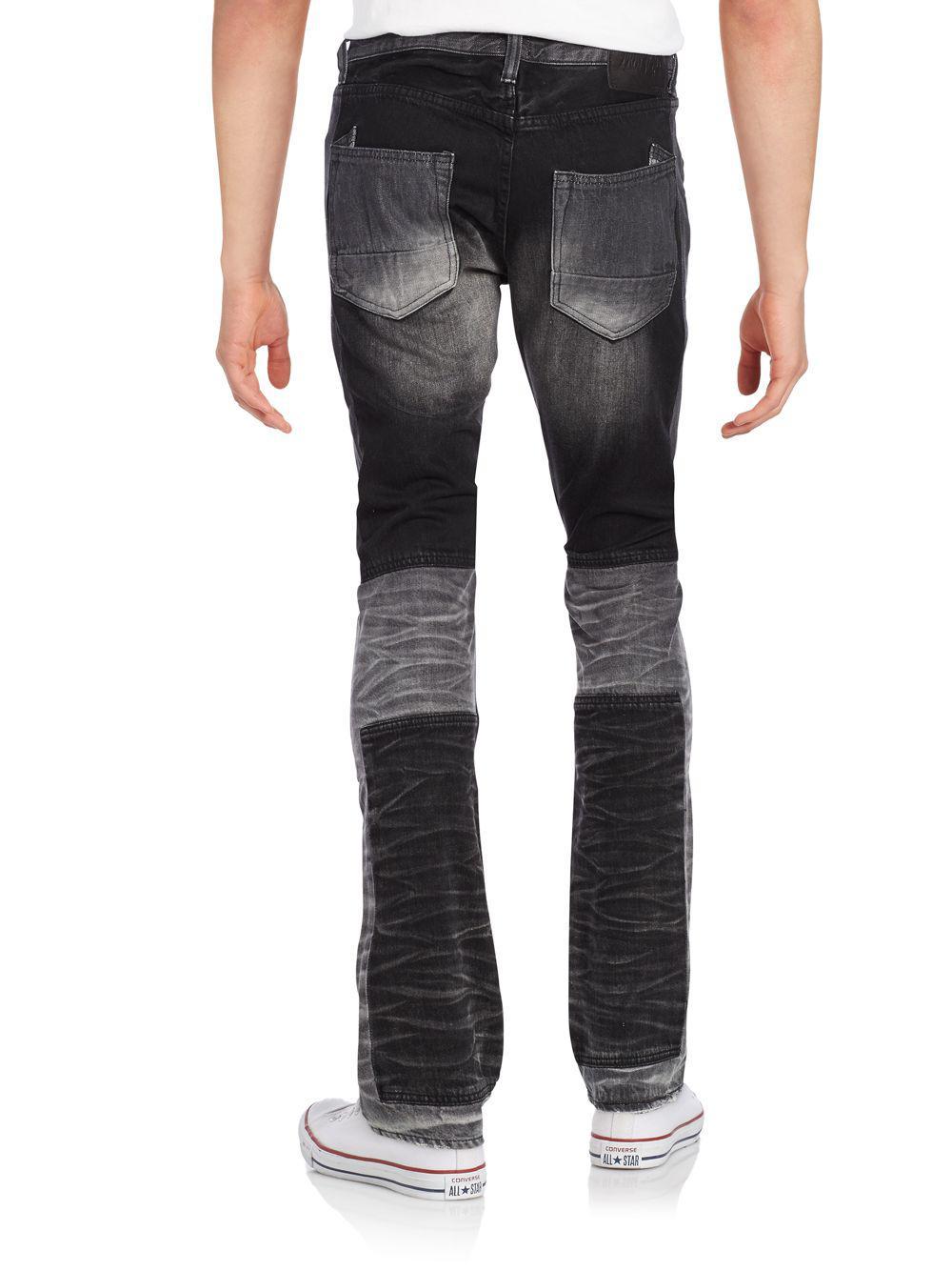 e37d9377ef8 Lyst - PRPS Gin Jeans in Black for Men