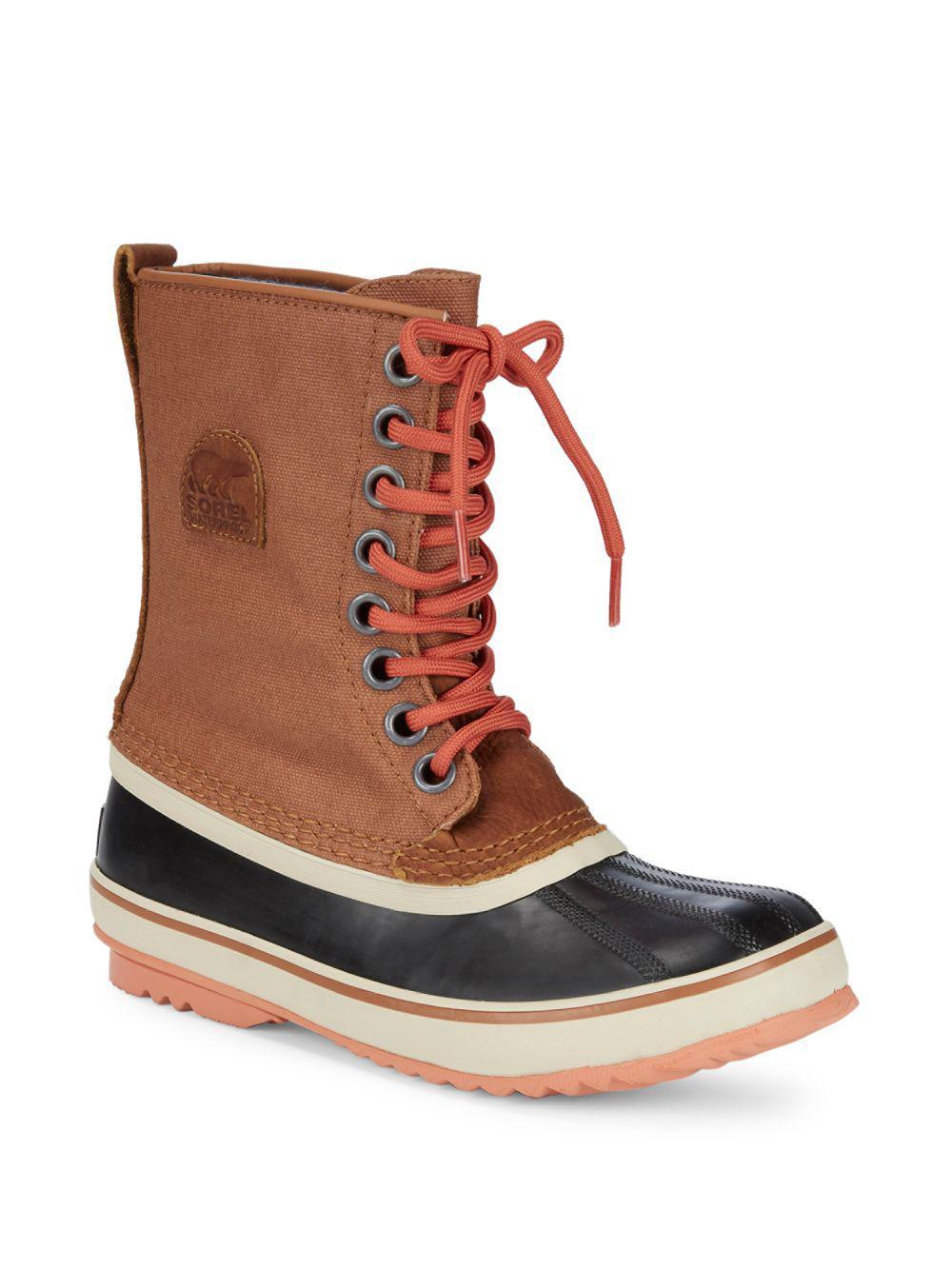 149c0c03252 Lyst - Sorel 1964 Premium Mid-calf Boots in Brown - Save 58%