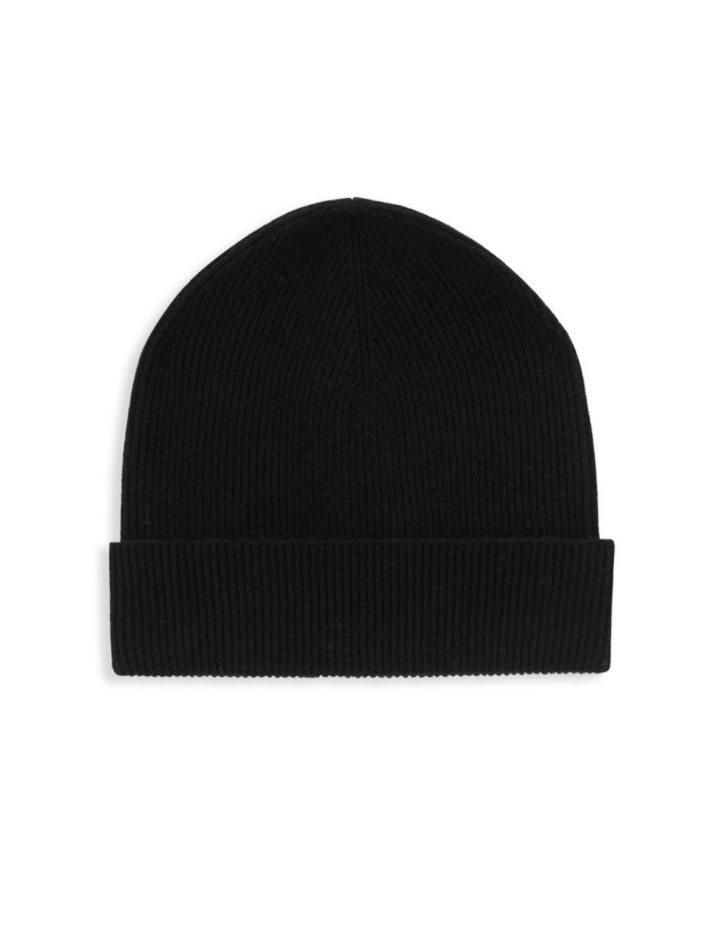 f76cf5b892b4f Lyst - Saks Fifth Avenue Cashmere Beanie in Black for Men