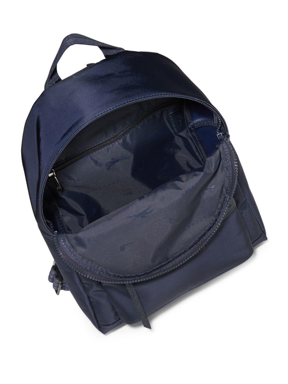 790b4cbf4ea2e Longchamp Small Le Pliage Neo Backpack in Blue - Save 15% - Lyst