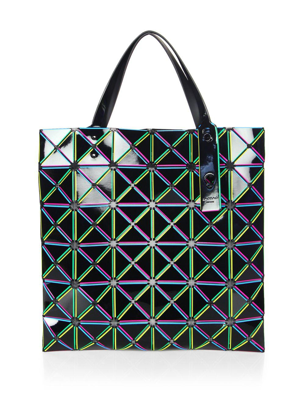 15a4d09e06 Bao Bao Issey Miyake Lucent Comet Tote in Black - Save 36% - Lyst