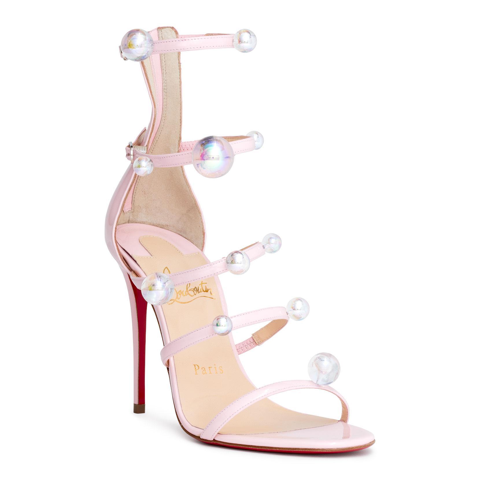 Atonana 100 patent leather sandals Christian Louboutin 0vDexcp