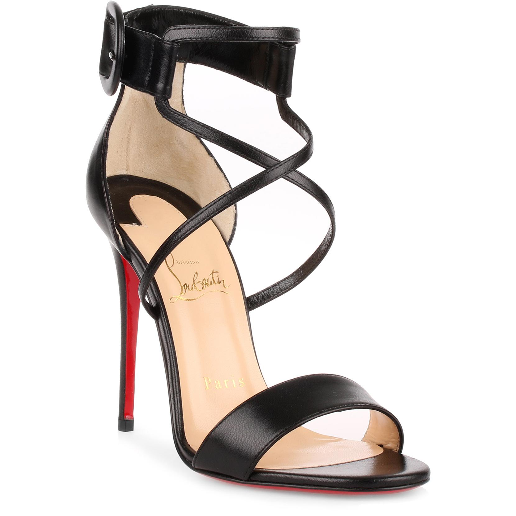 Christian Louboutin Choca 100 Patent Leather Sandals discount best place the cheapest cheap price cheap Inexpensive eastbay online cheap discount u1etK1ovVf