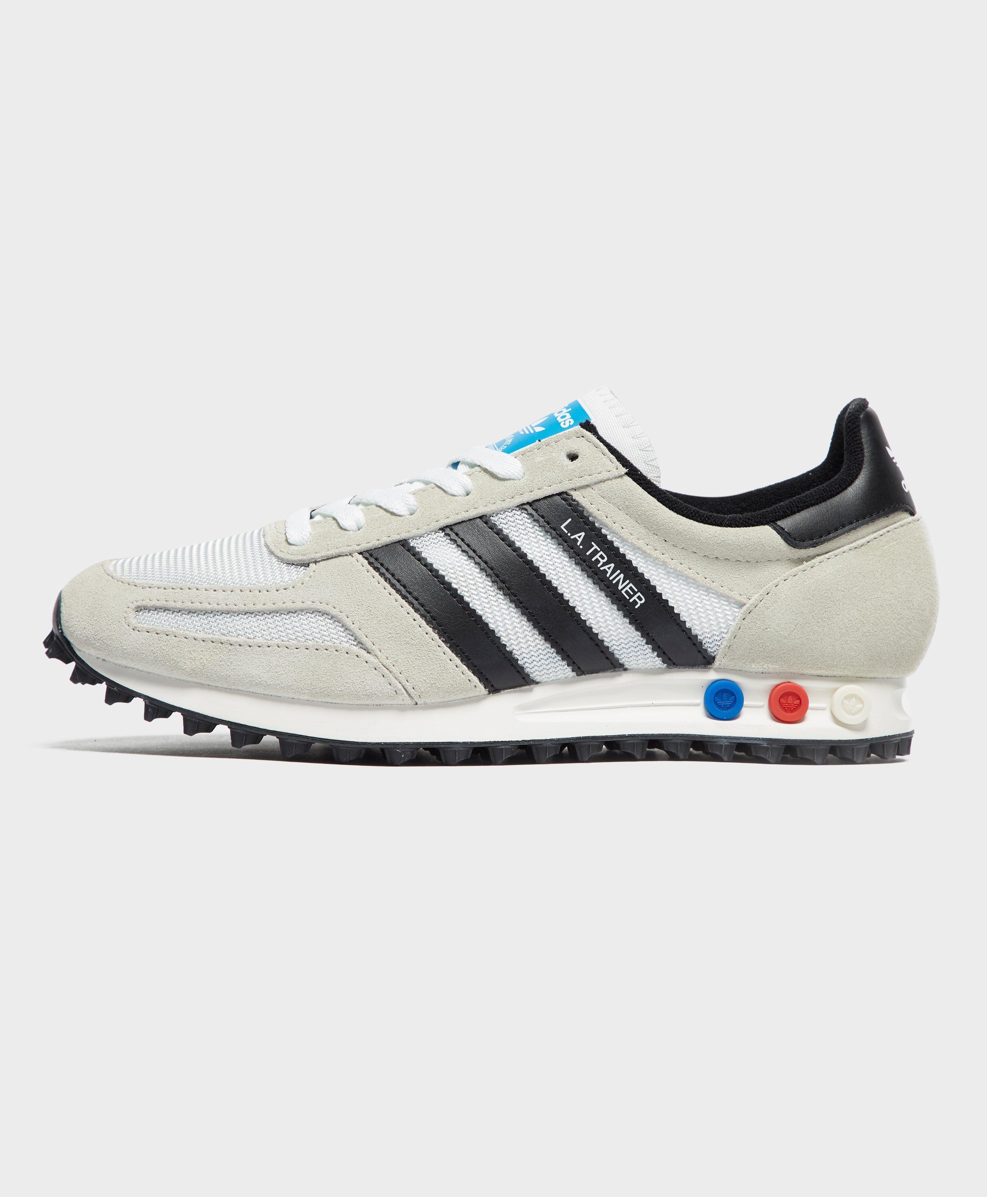Lyst Adidas Originals La Trainer Og For Men