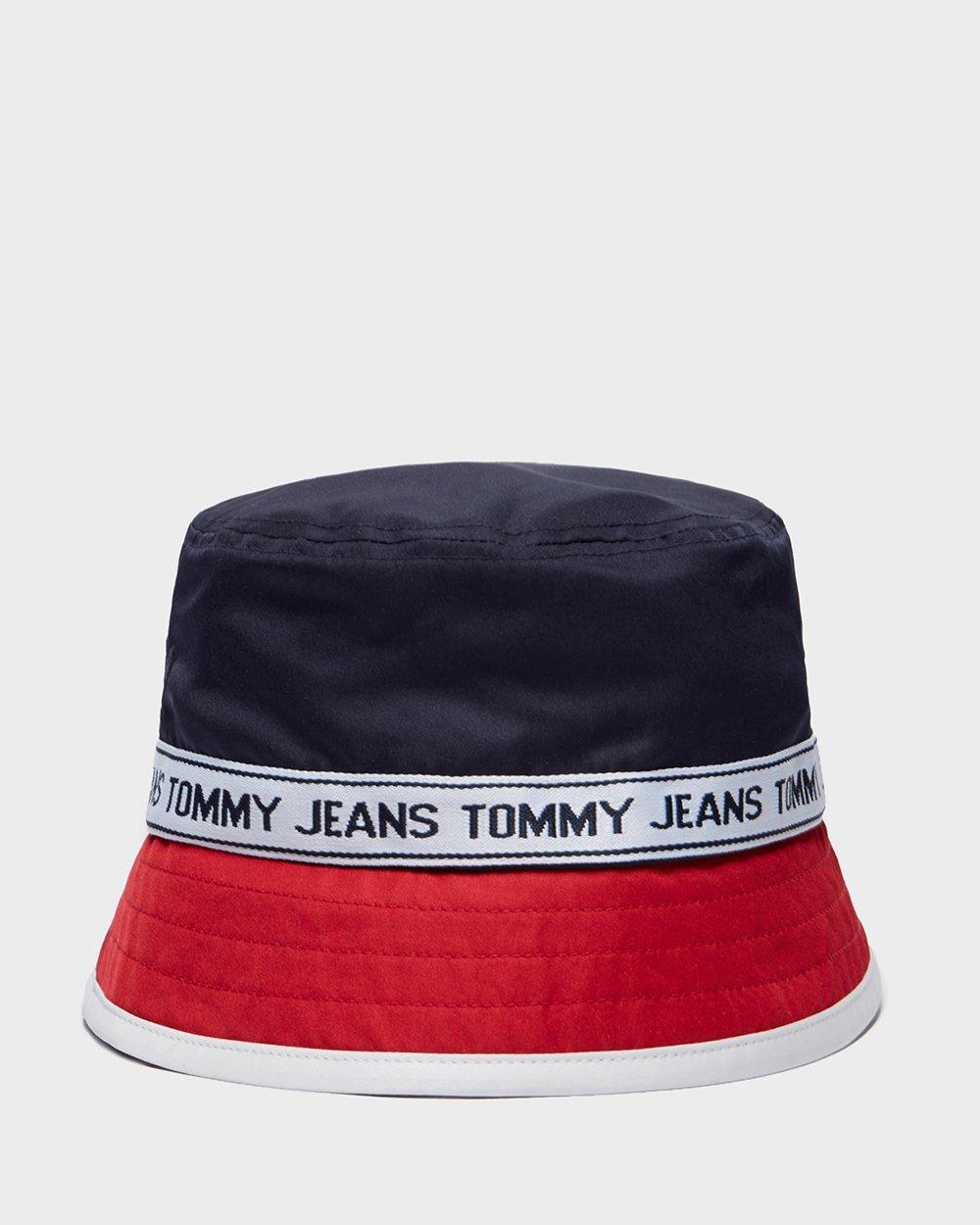 e1538101 Tommy Hilfiger Tape Bucket Hat - Online Exclusive for Men - Lyst