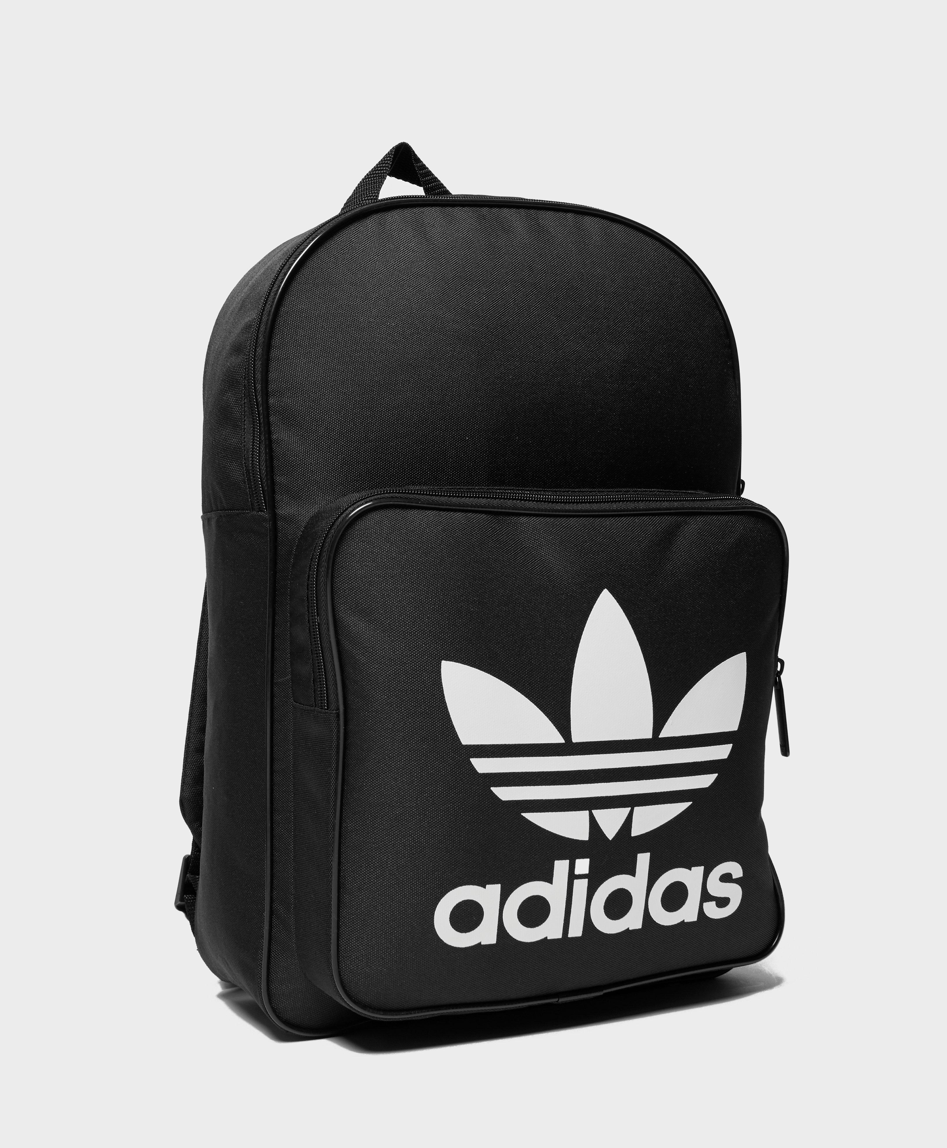 c0c344a148b adidas Originals Classic Trefoil Backpack in Black for Men - Save 24% - Lyst