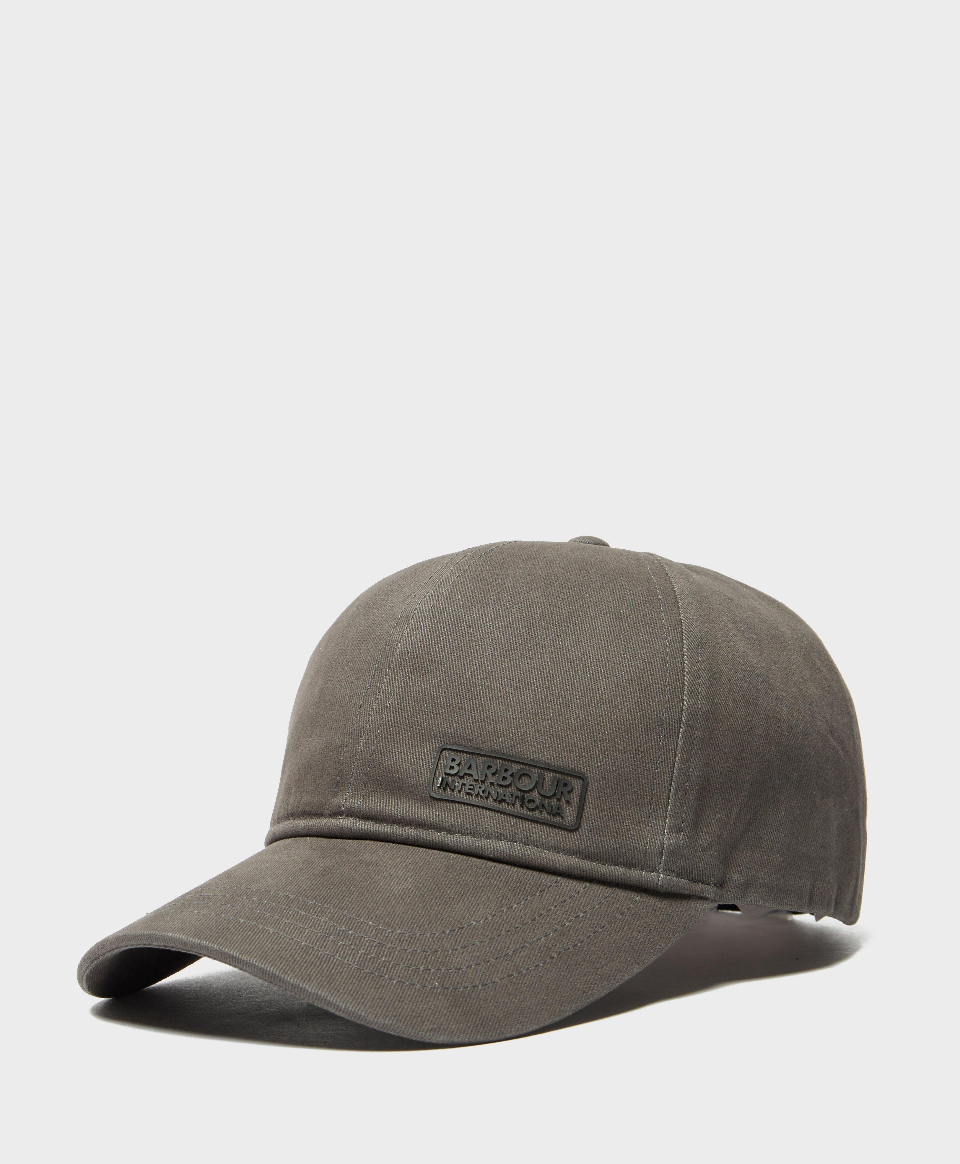 4cce08b936f Barbour International Drill Cap for Men - Lyst