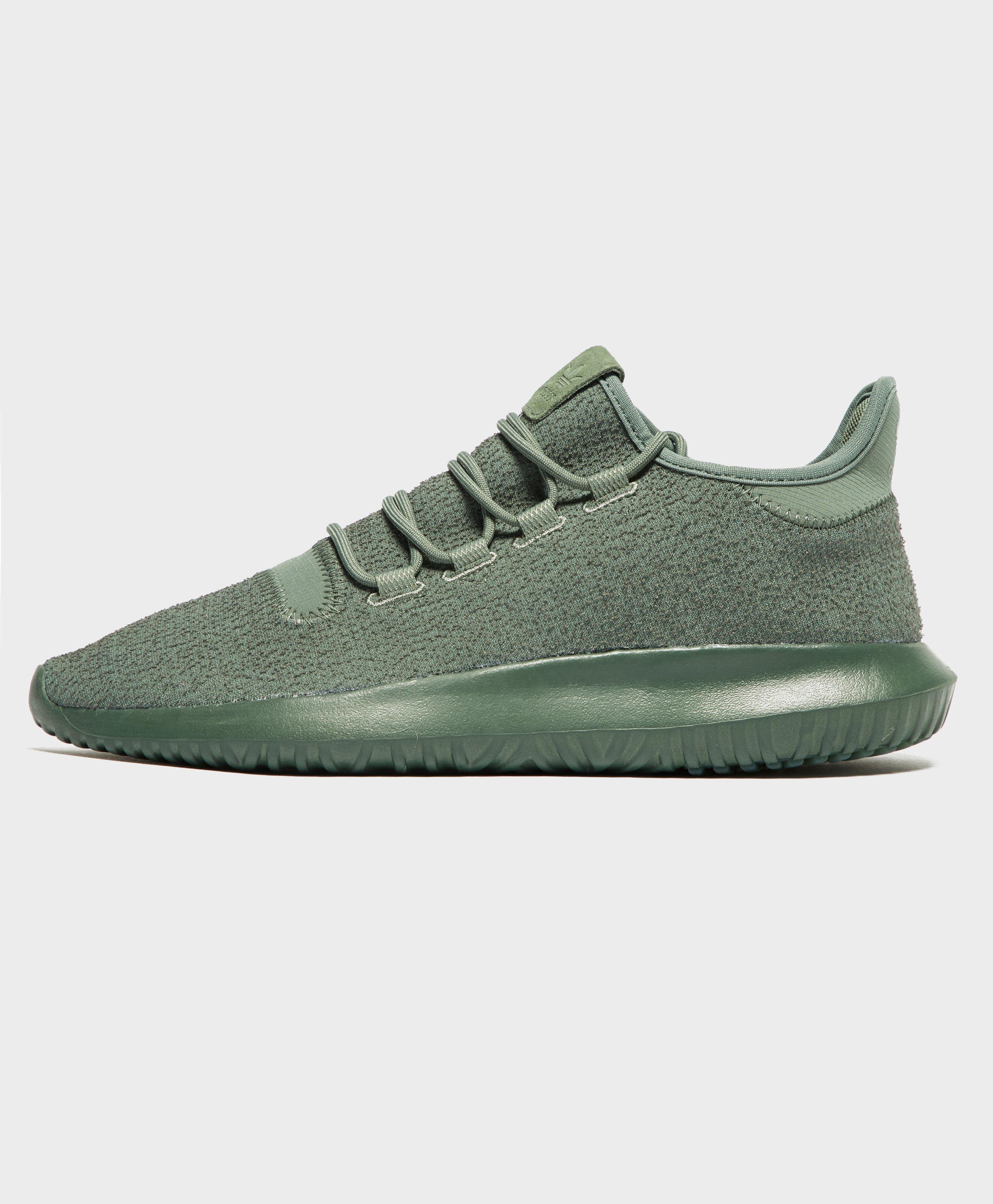 Lyst adidas Originals tubular de sombra en verde para hombres ahorrar 9%