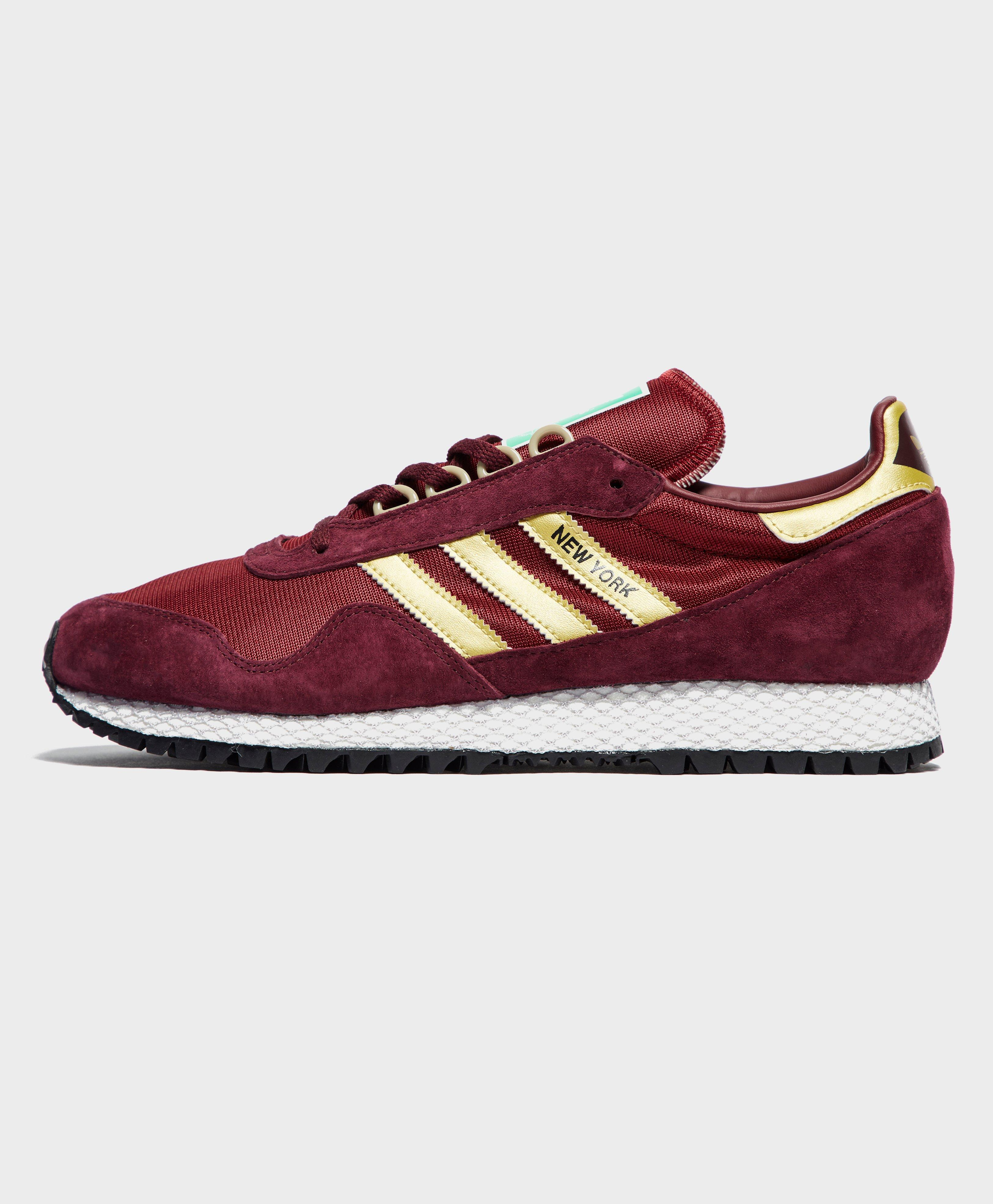 1769c42a981 Lyst - Adidas Originals New York in Red for Men