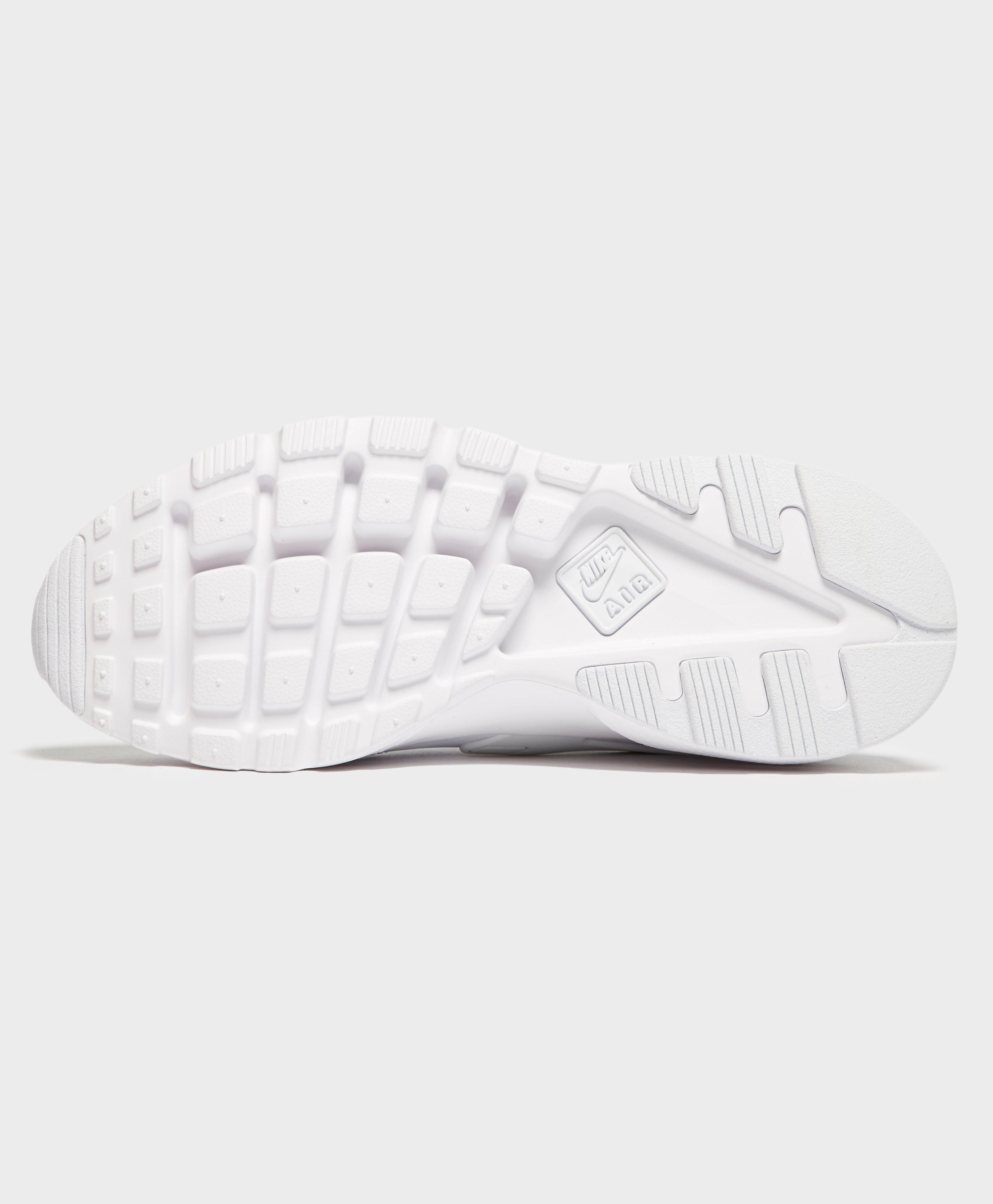 outlet store 43ea2 44246 Nike Air Huarache Ultra Trainers White in White for Men - Save 45% - Lyst