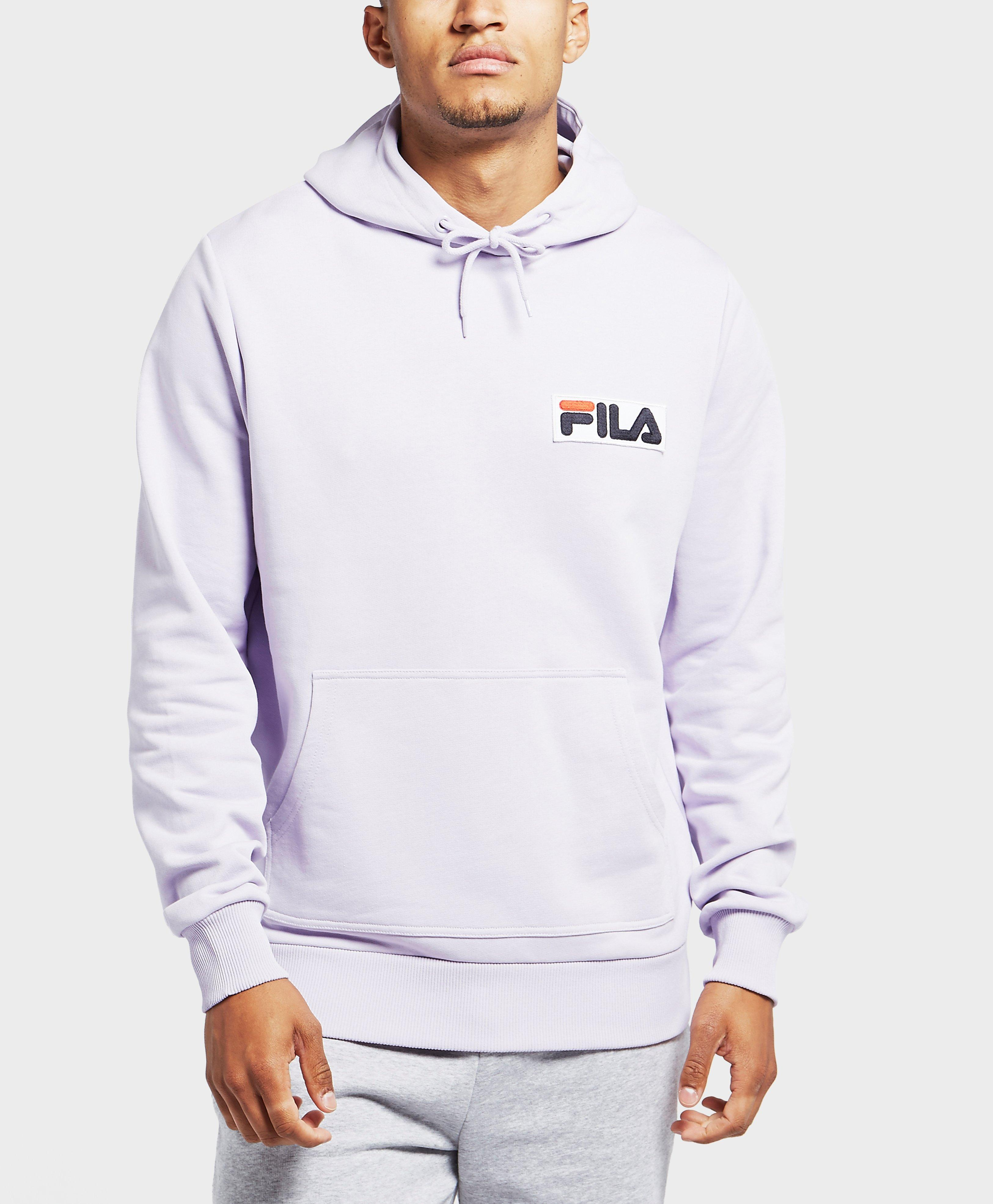 41f7b14d49c8 Fila Rupe Overhead Hoodie - Exclusive in White for Men - Lyst