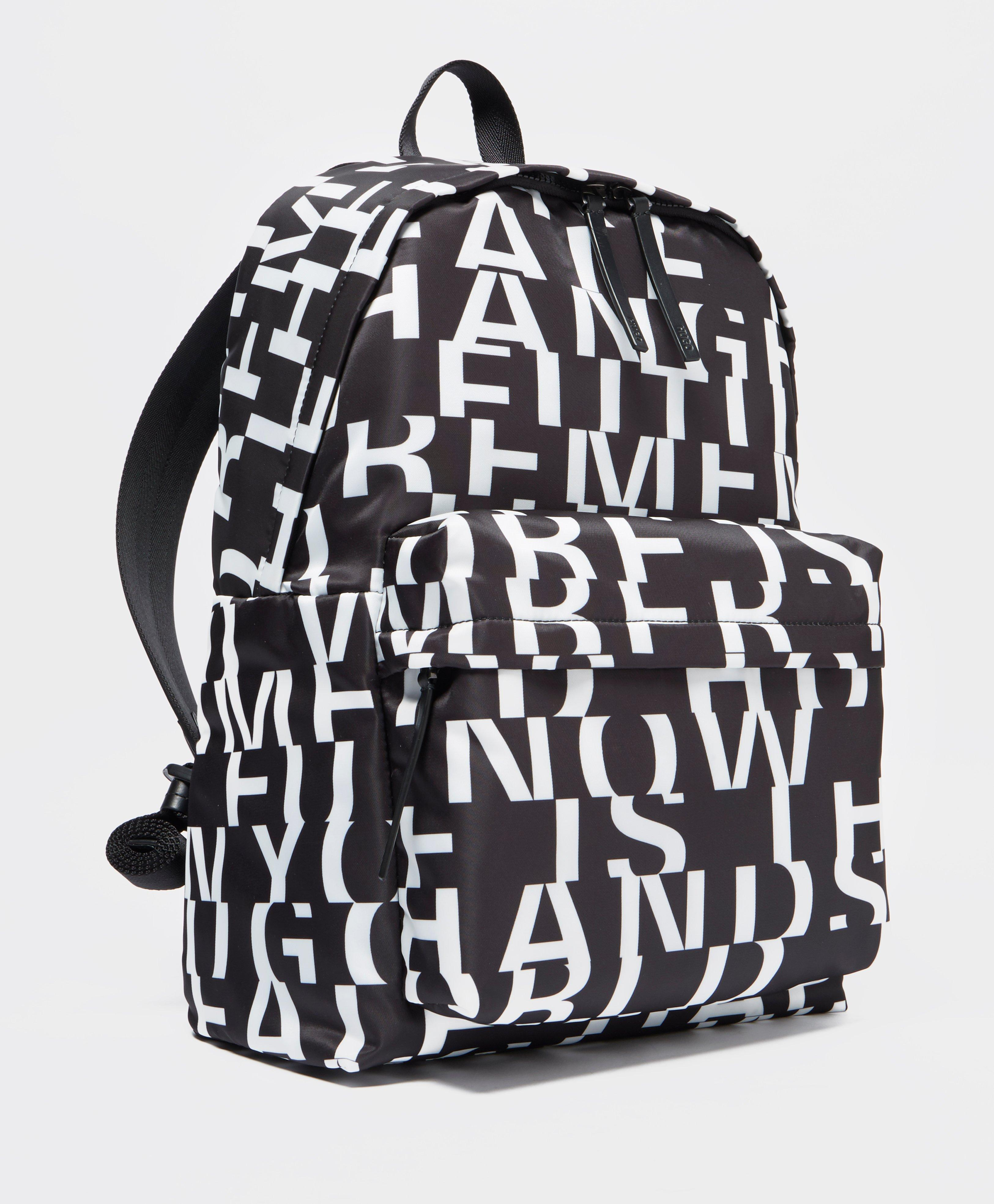 Lyst - HUGO Record Backpack - Online Exclusive in Black for Men 6b4df290a4