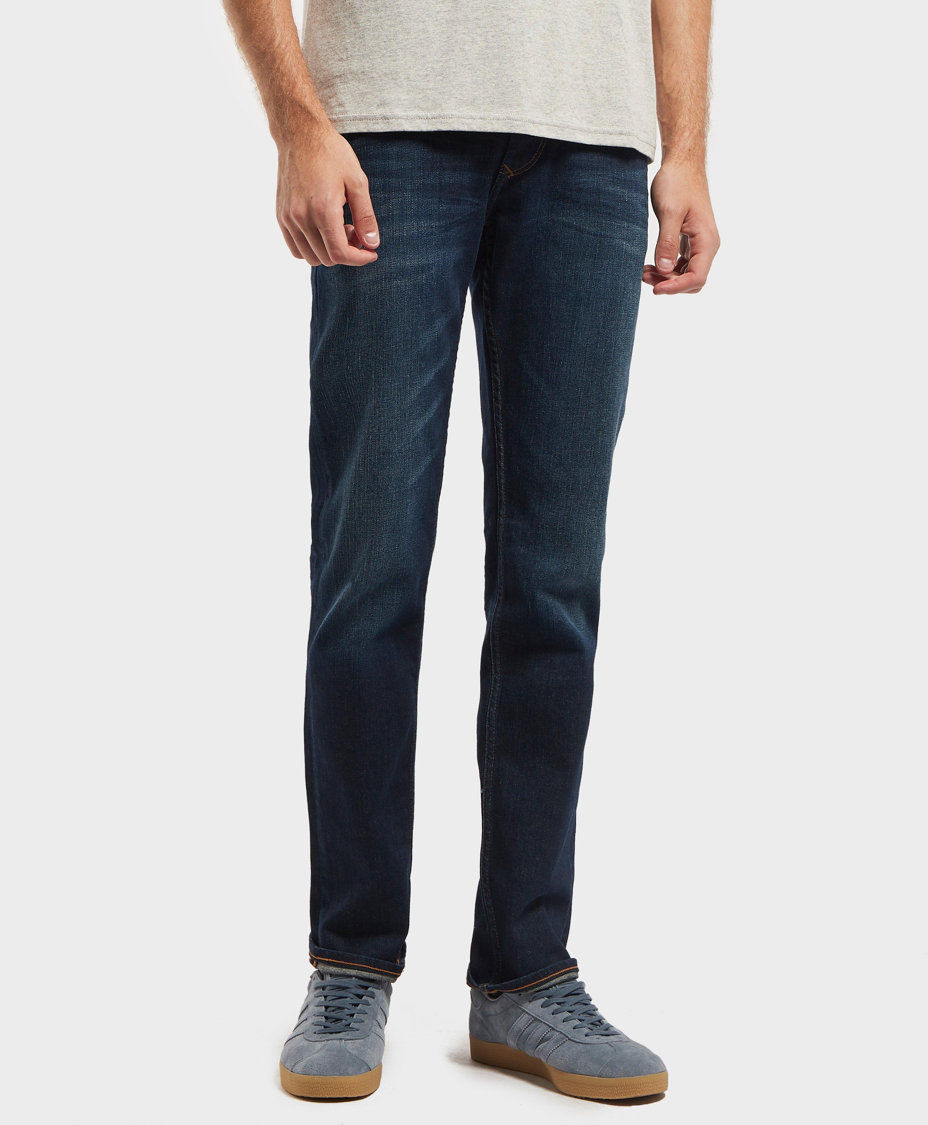 2dd9fff10ca3 Tommy Hilfiger Ryan Regular Straight Jeans in Blue for Men - Lyst