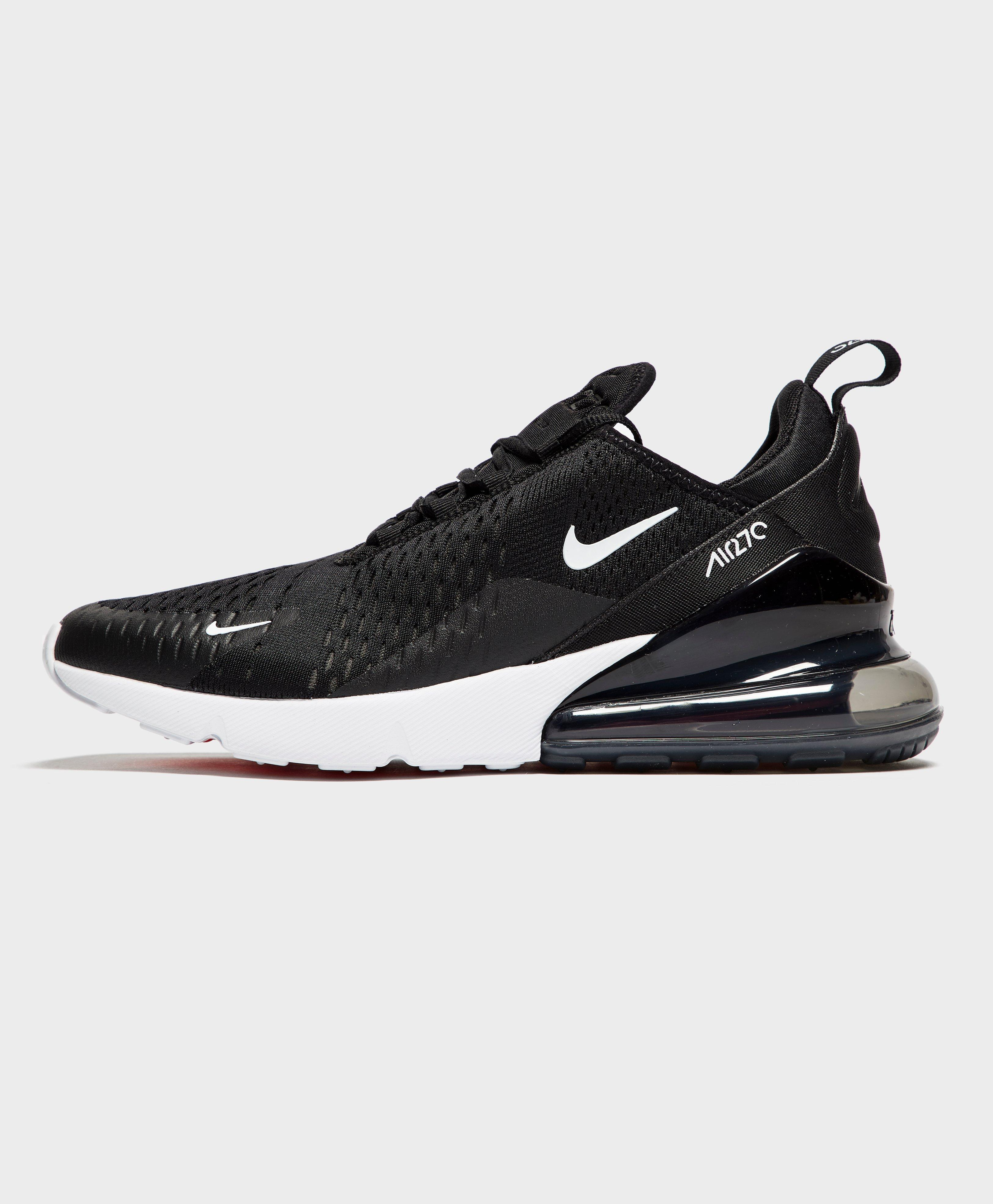 5afb1cad3f07d Lyst - Nike Air Max 270 in Black for Men