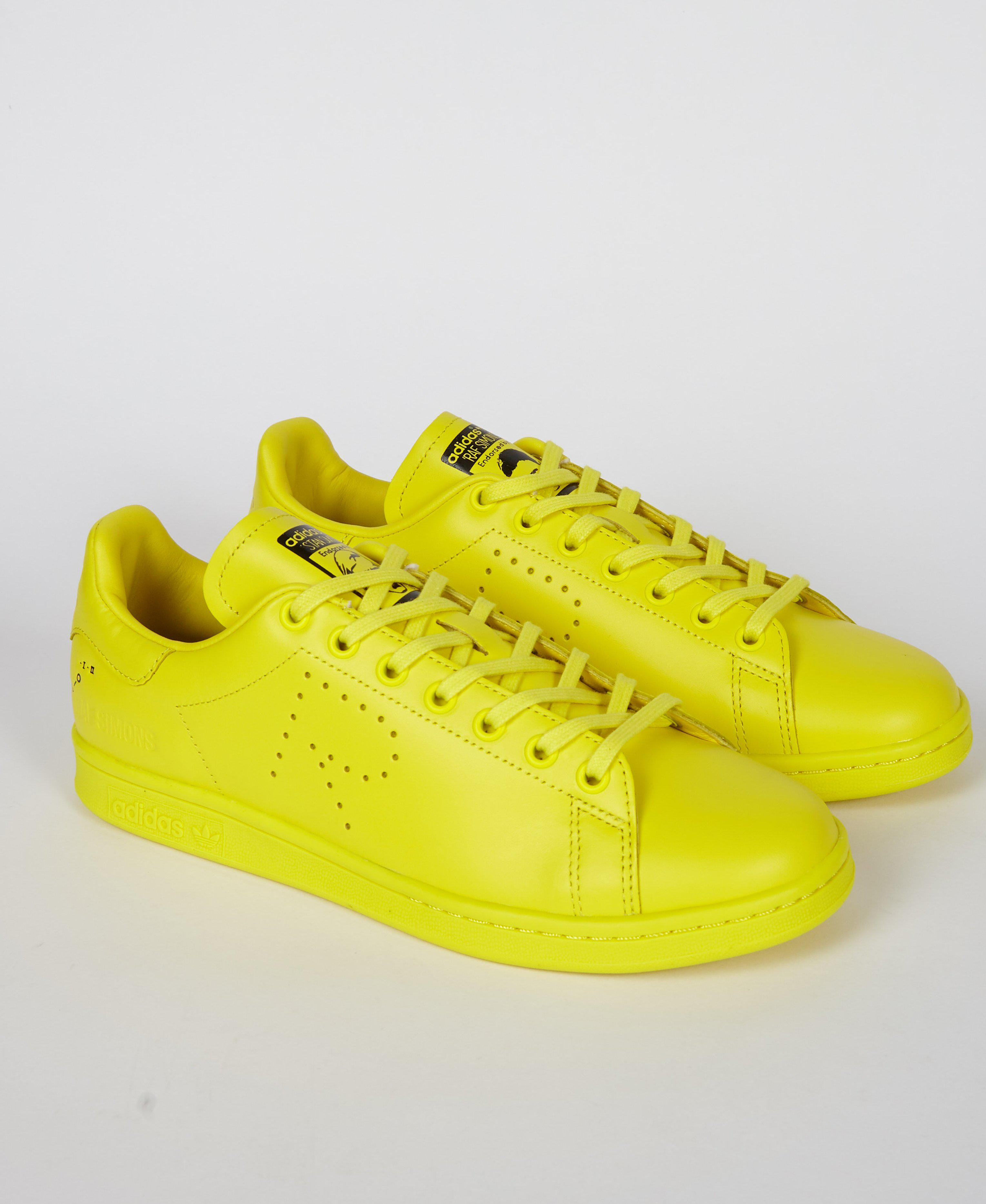 buy popular 27f84 51876 ... buying now Lyst - Adidas By Raf Simons Rs Stan Smith F34259 in Yellow  for Men ...