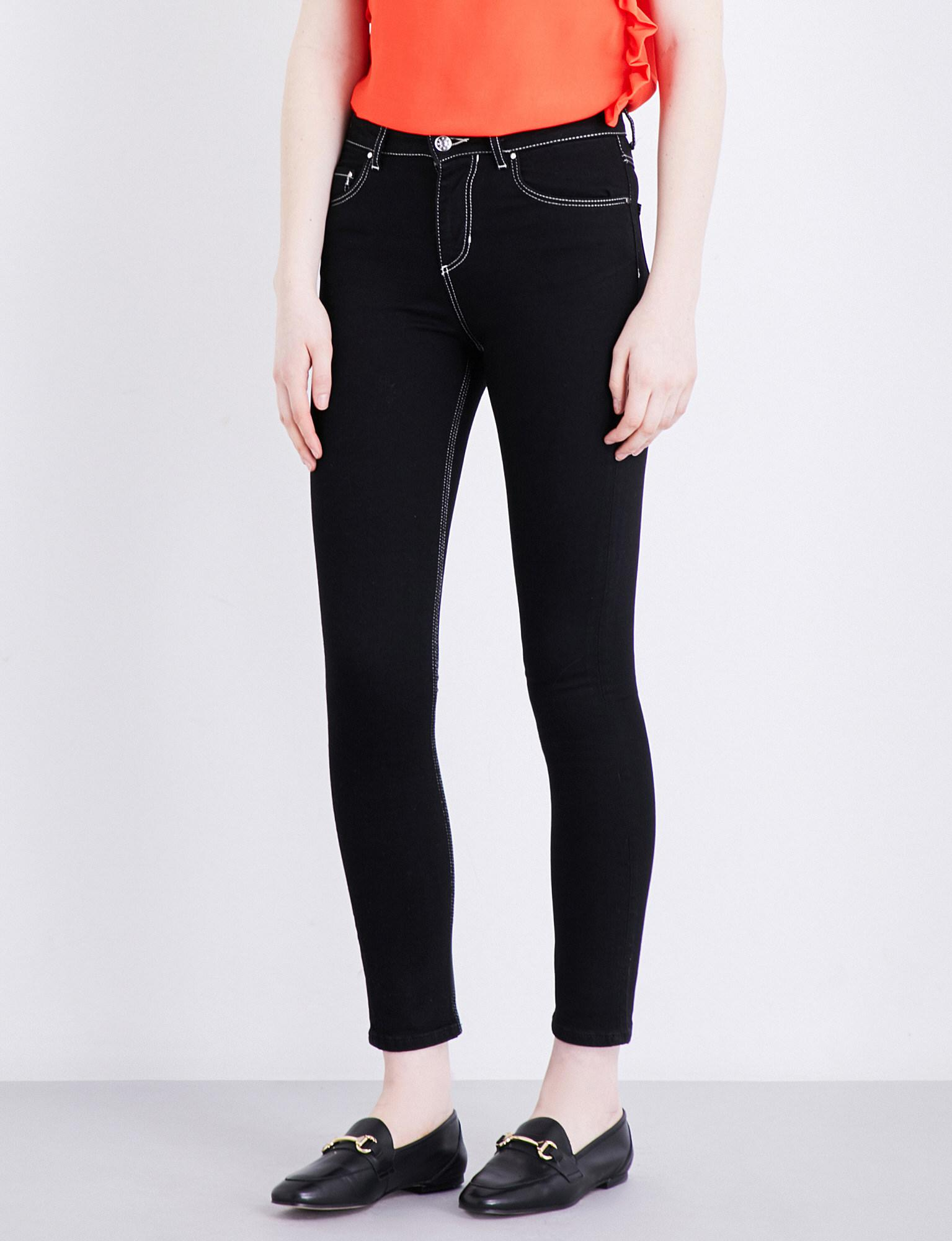 Cropped Bootcut Jeans Claudie Pierlot Gxzgqz