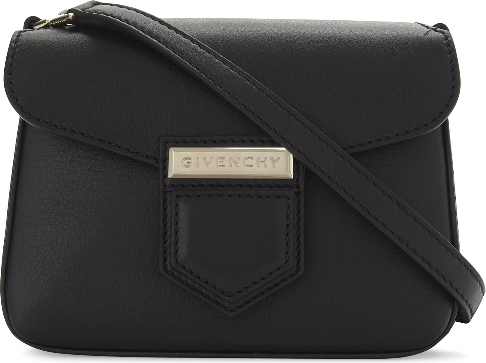 357d7bae1785 givenchy horizon nano leather cross body bag selfridges pretty nice 18537  8eb4a