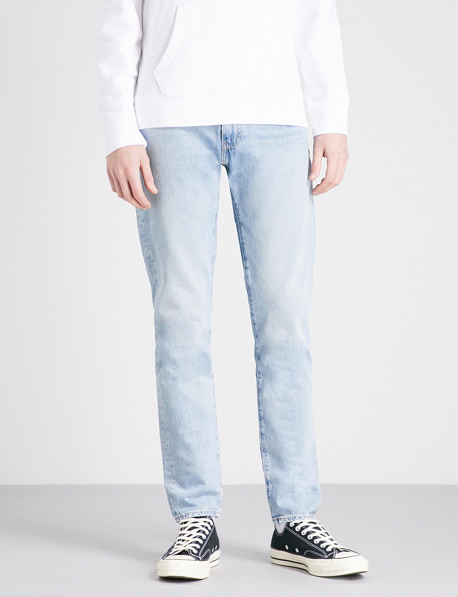 In 512 Fit Tapered Levi's Jeans Lyst Slim Men Blue For wAaXFqRF