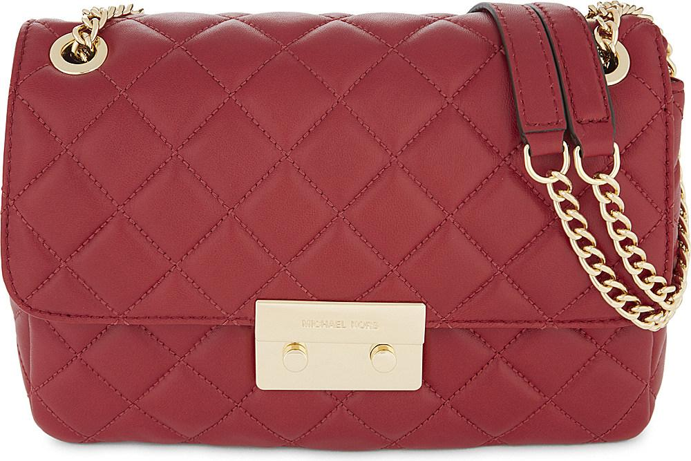 12fab0c7461b Gallery. Previously sold at  Selfridges · Women s Michael Kors Quilted Bag  ...