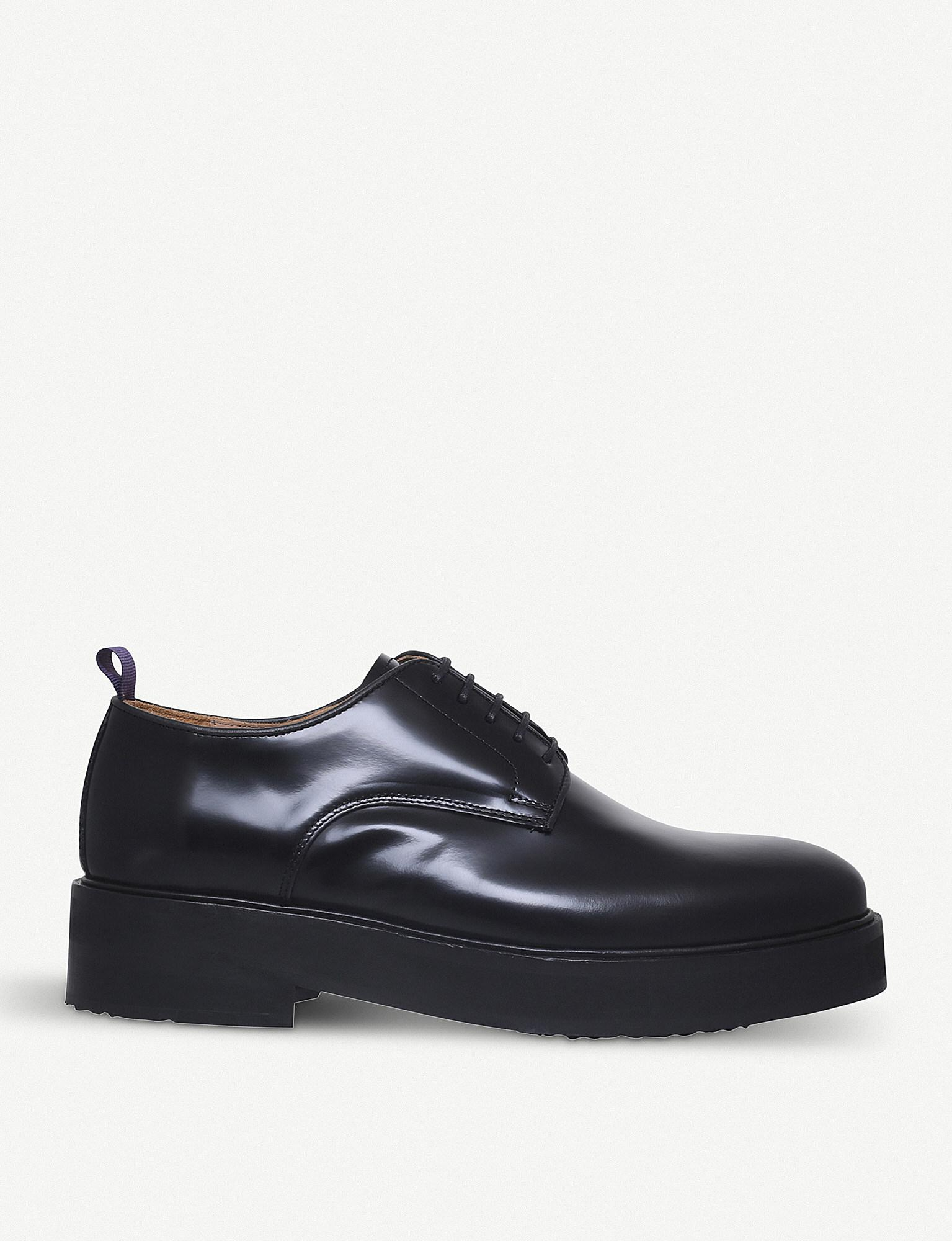 Eytys Kingston Lace-Up Derby Shoes JS0OQ