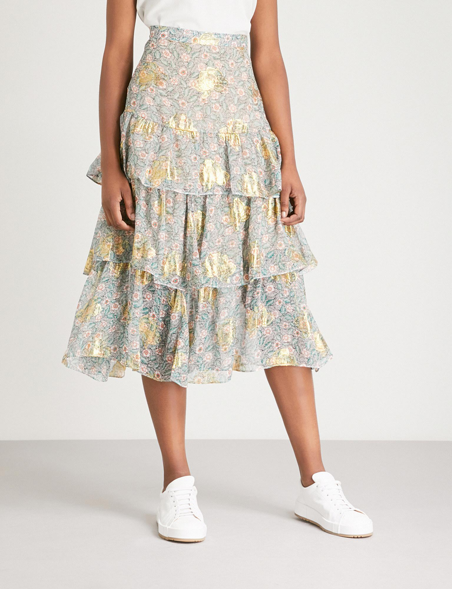 d34b4620927 Gallery. Previously sold at: Selfridges · Women's Printed Skirts