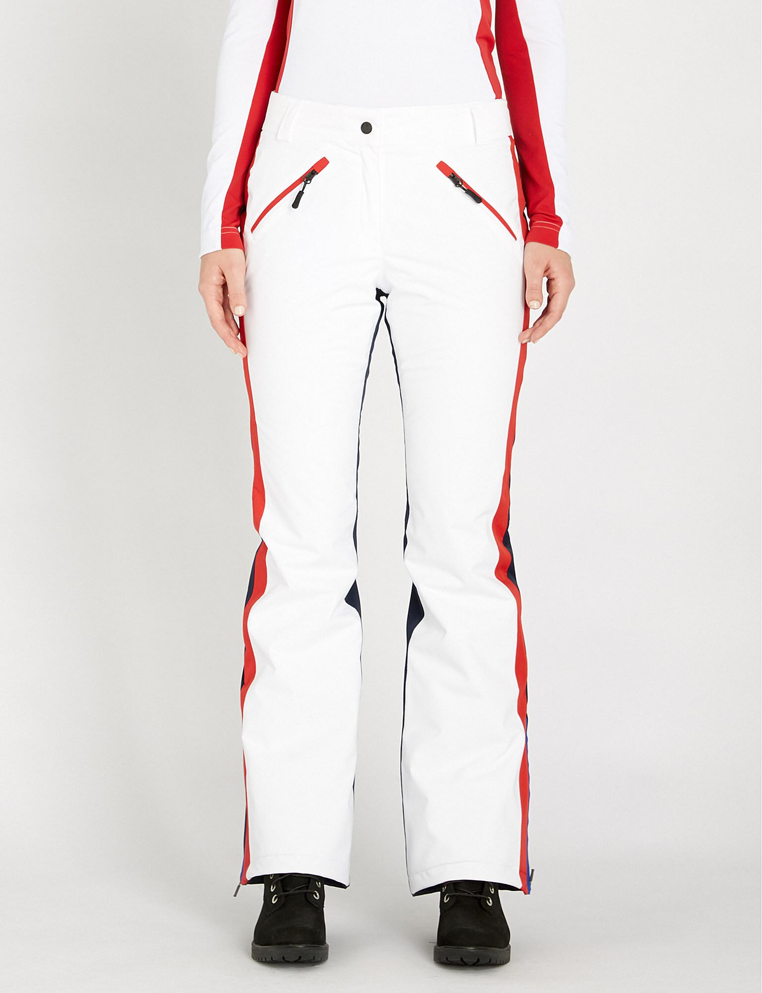 db6f3ae7 Tommy Hilfiger X Rossignol Striking Shell Ski Trousers in White - Lyst