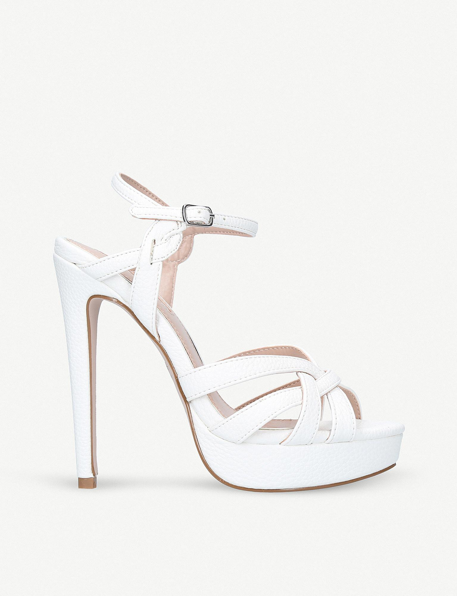 100% guaranteed cheap price Black 'Samia' high heel sandals clearance latest collections cheap popular big discount online elTevjRVz