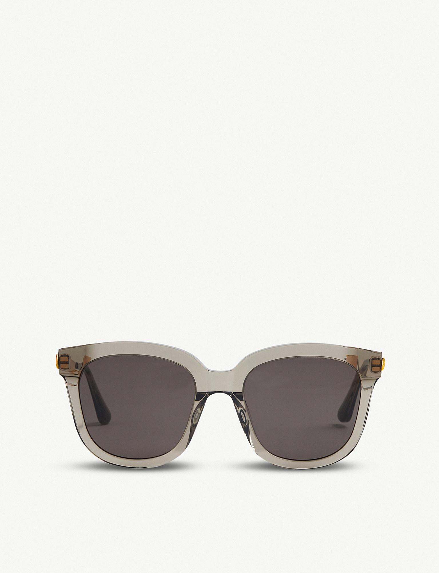 f103f2a52a Lyst - Gentle Monster Absente Acetate Sunglasses in Gray