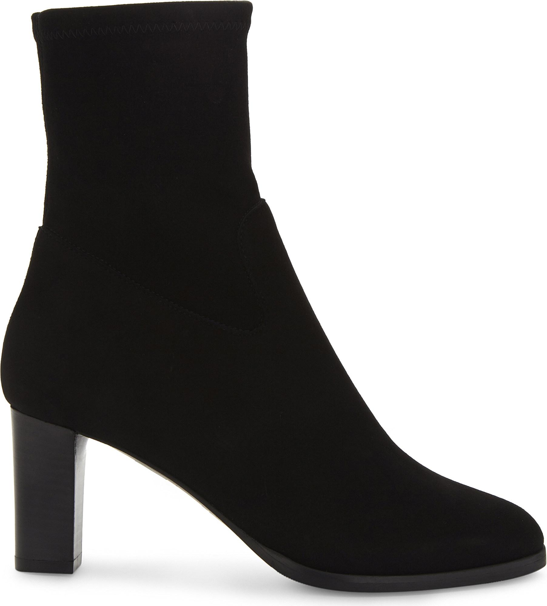 Black Lyst bennett Kayla Boots Save Suede In L Stretch Ankle k 77wrxzqnR