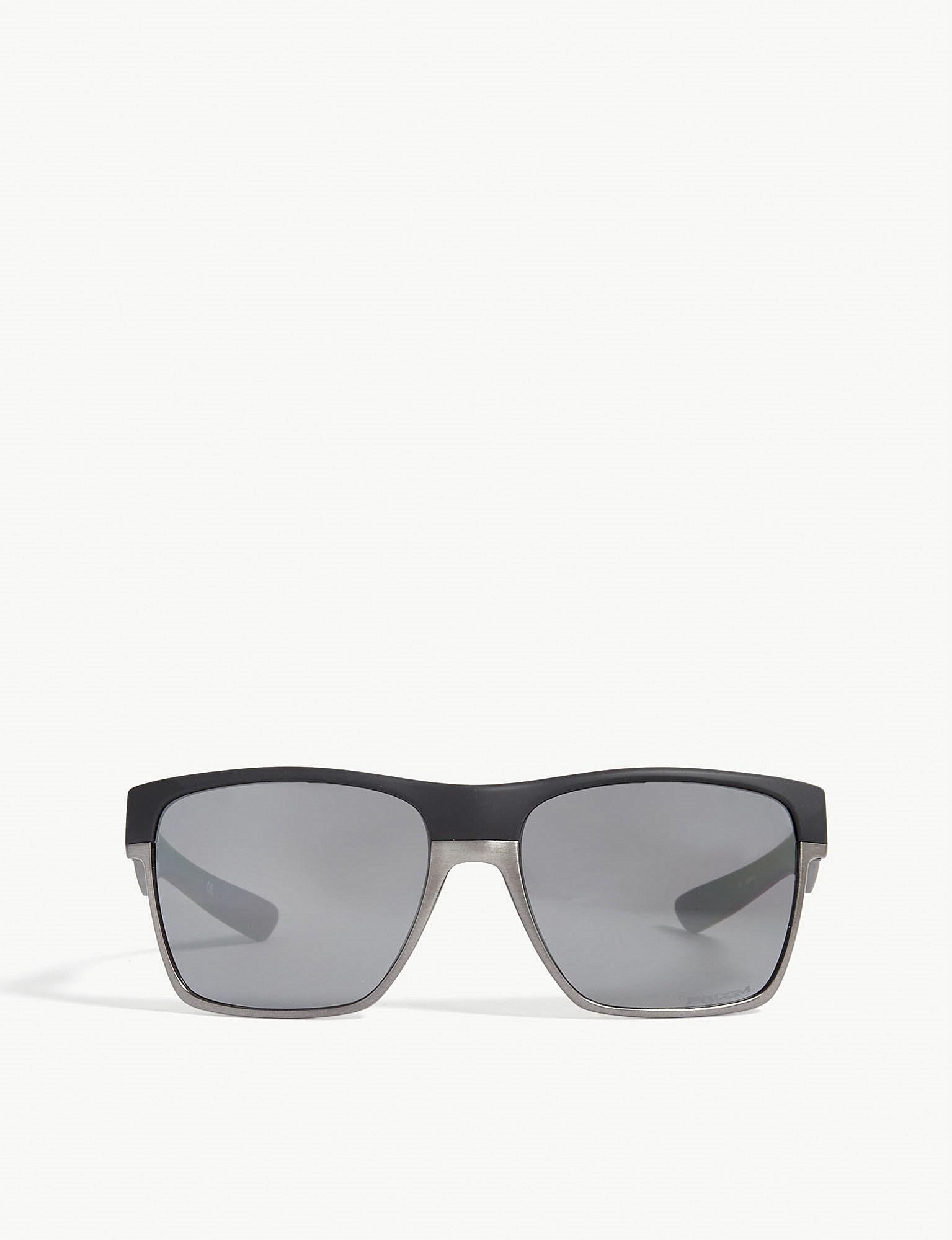 af5f1971a4b Oakley Oo9350 Twoface Xl Square-frame Sunglasses in Black for Men - Lyst
