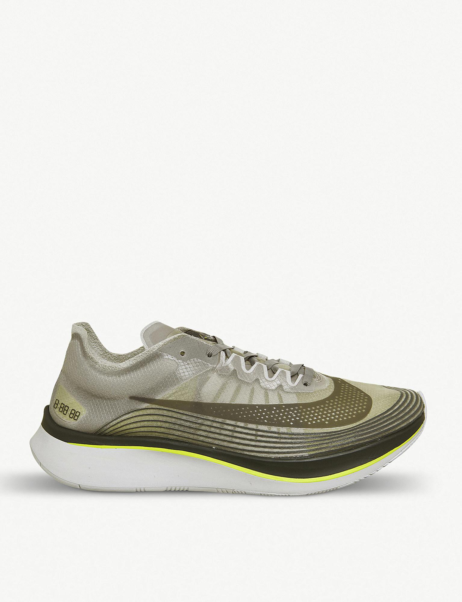 check out 9c8d1 faedd Nike. Mens Green Zoom Fly ...