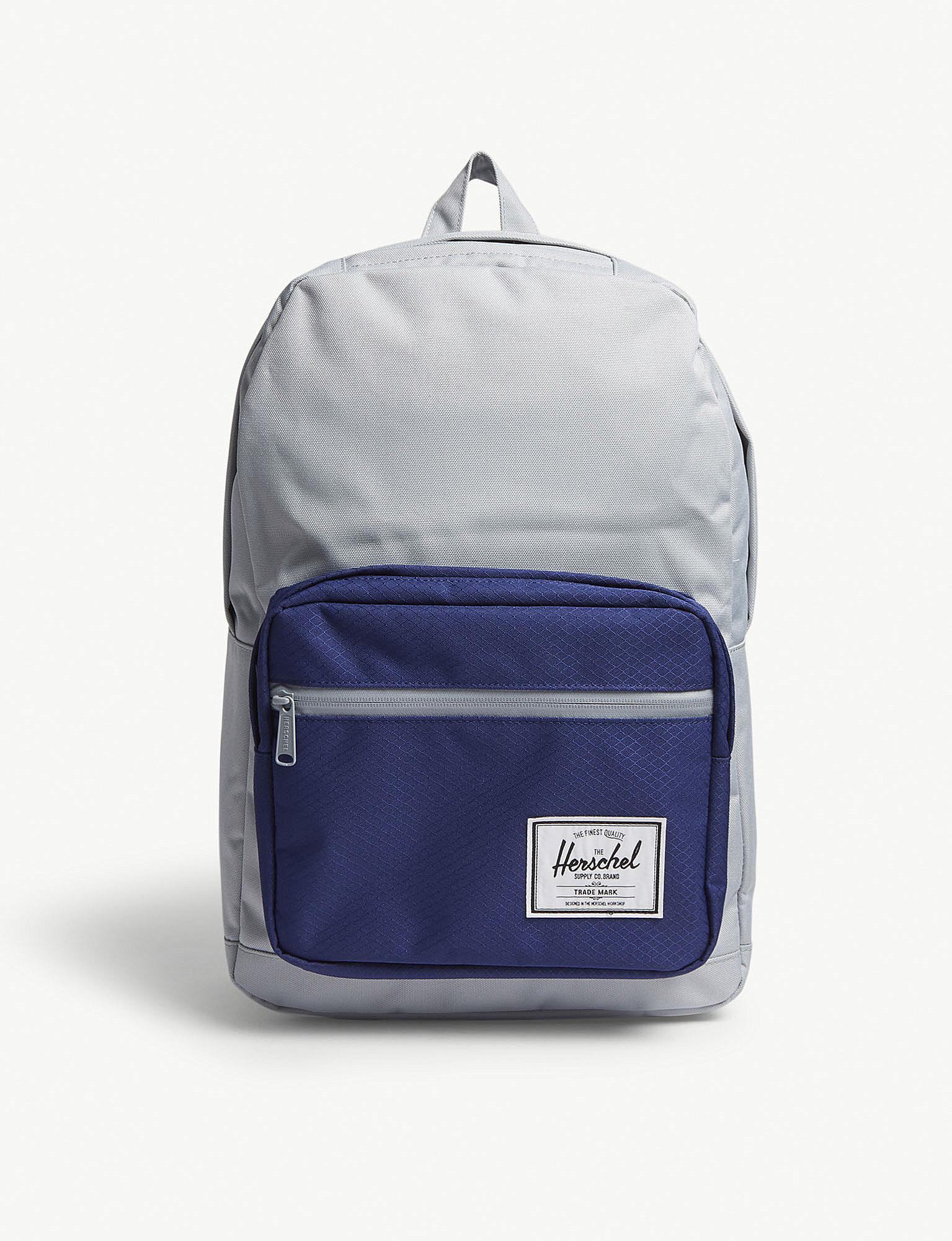 42244ff4b594 Lyst - Herschel Supply Co. Pop Quiz Backpack in Blue for Men