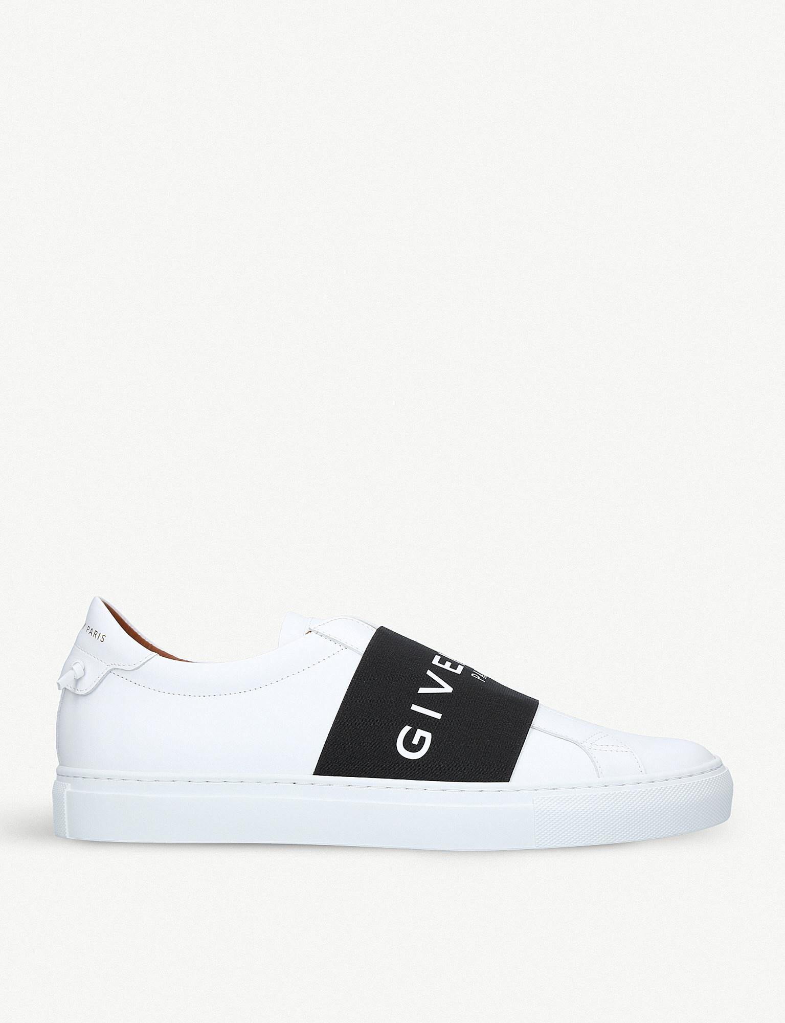 Givenchy Leather Trainers zcFaHmN