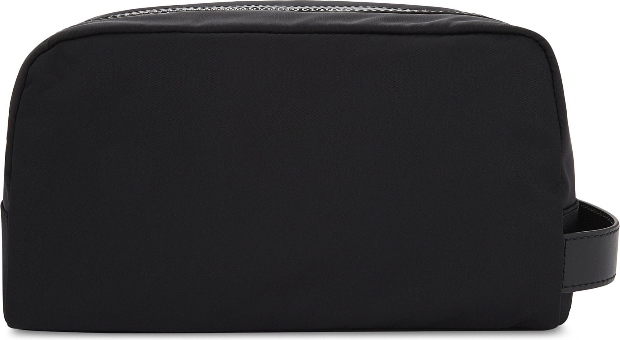 635987ab9201 Lyst - Michael Kors Mens Black Functional Modern Kent Washbag in ...