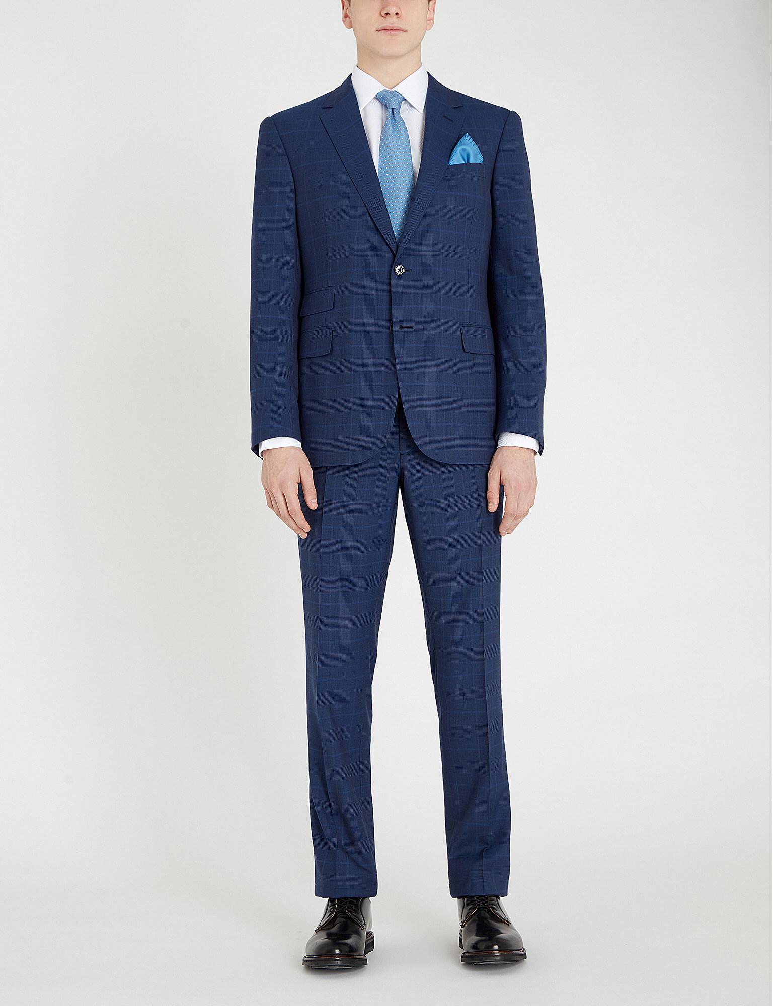 b49fd03a488c Lyst - Ralph Lauren Purple Label Douglas Regular-fit Wool Suit in ...